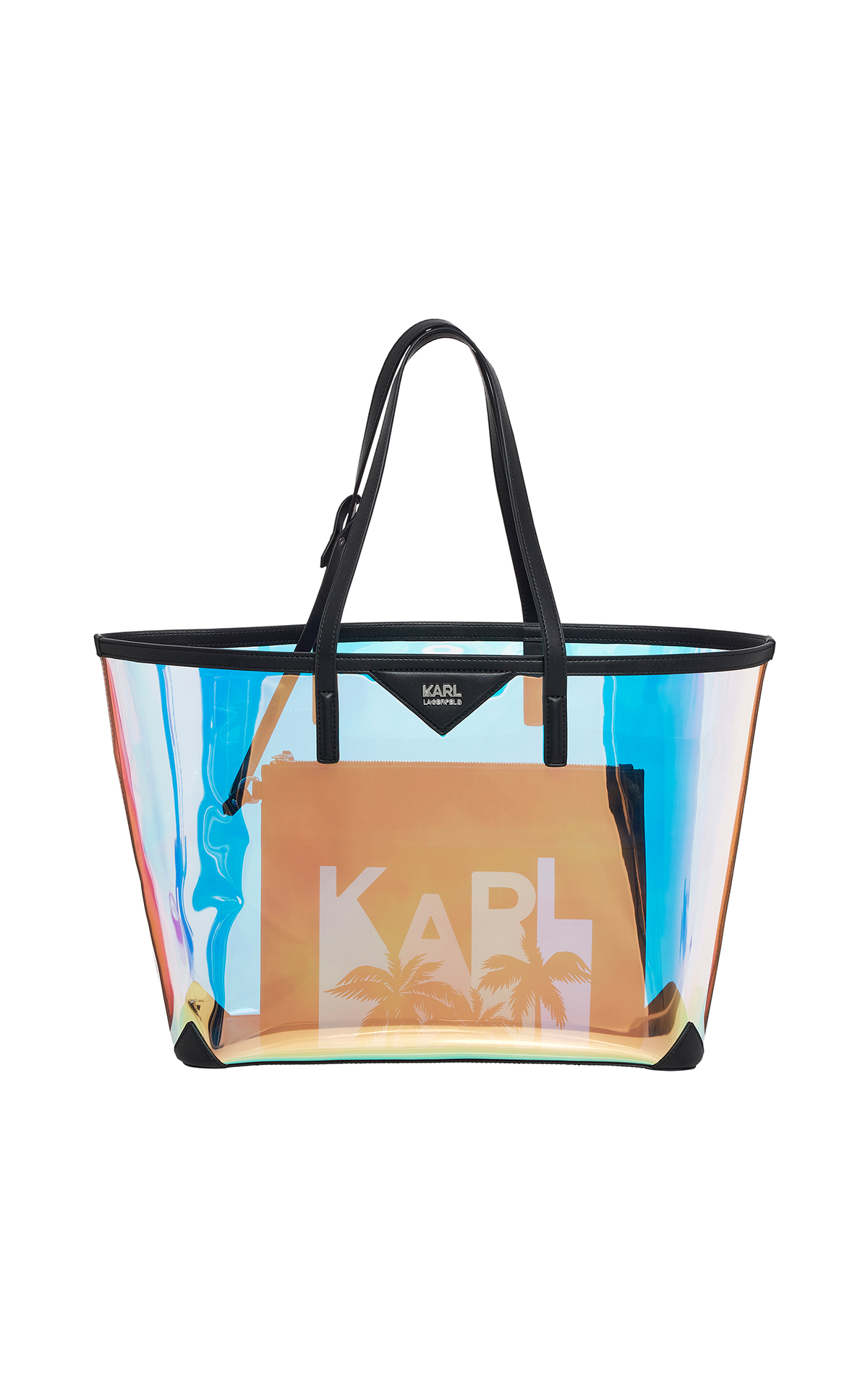 Karl Lagerfeld Karlifornia shopper at The Bicester Village Shopping Collection