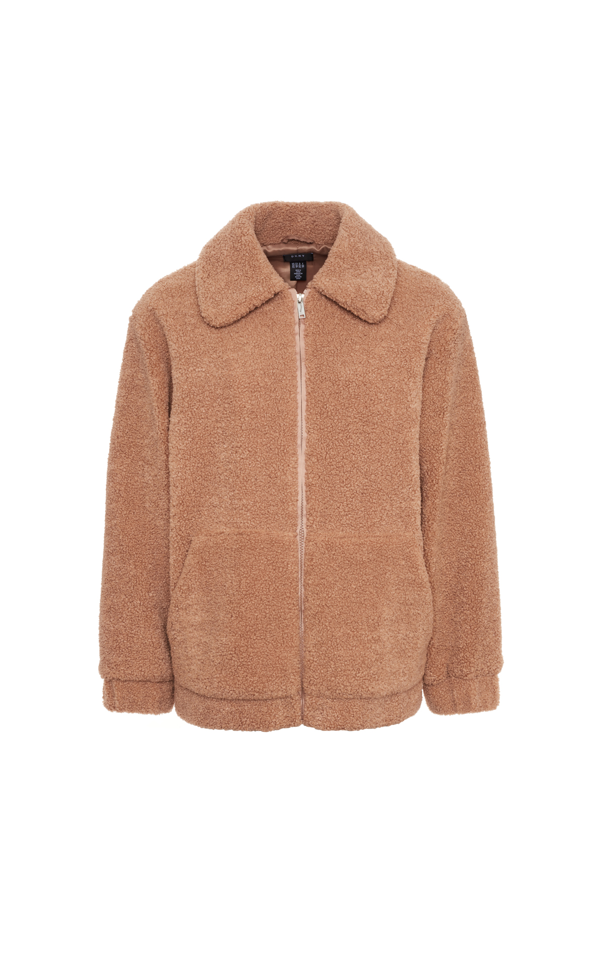 DKNY  Teddy bear jacket from Bicester Village