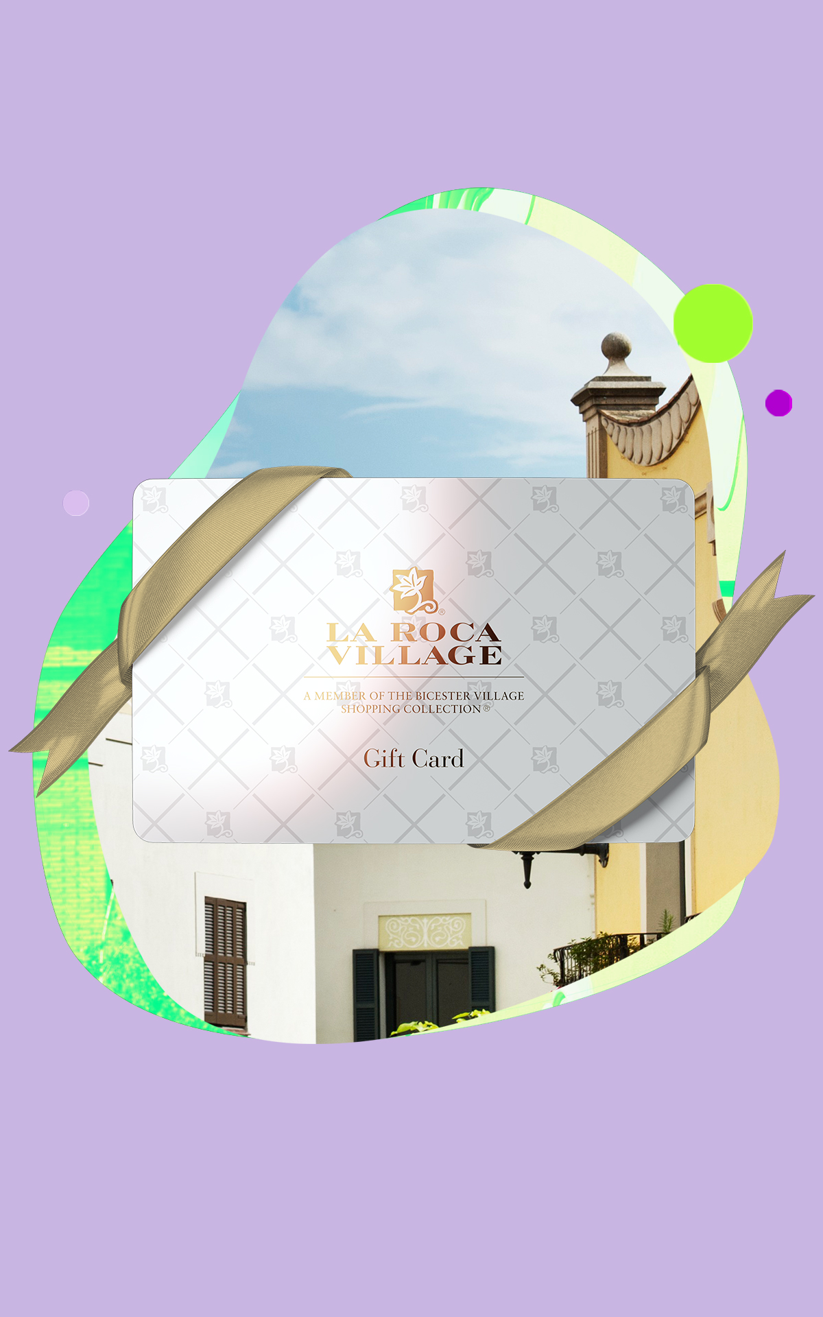 La Roca Village Gift Card