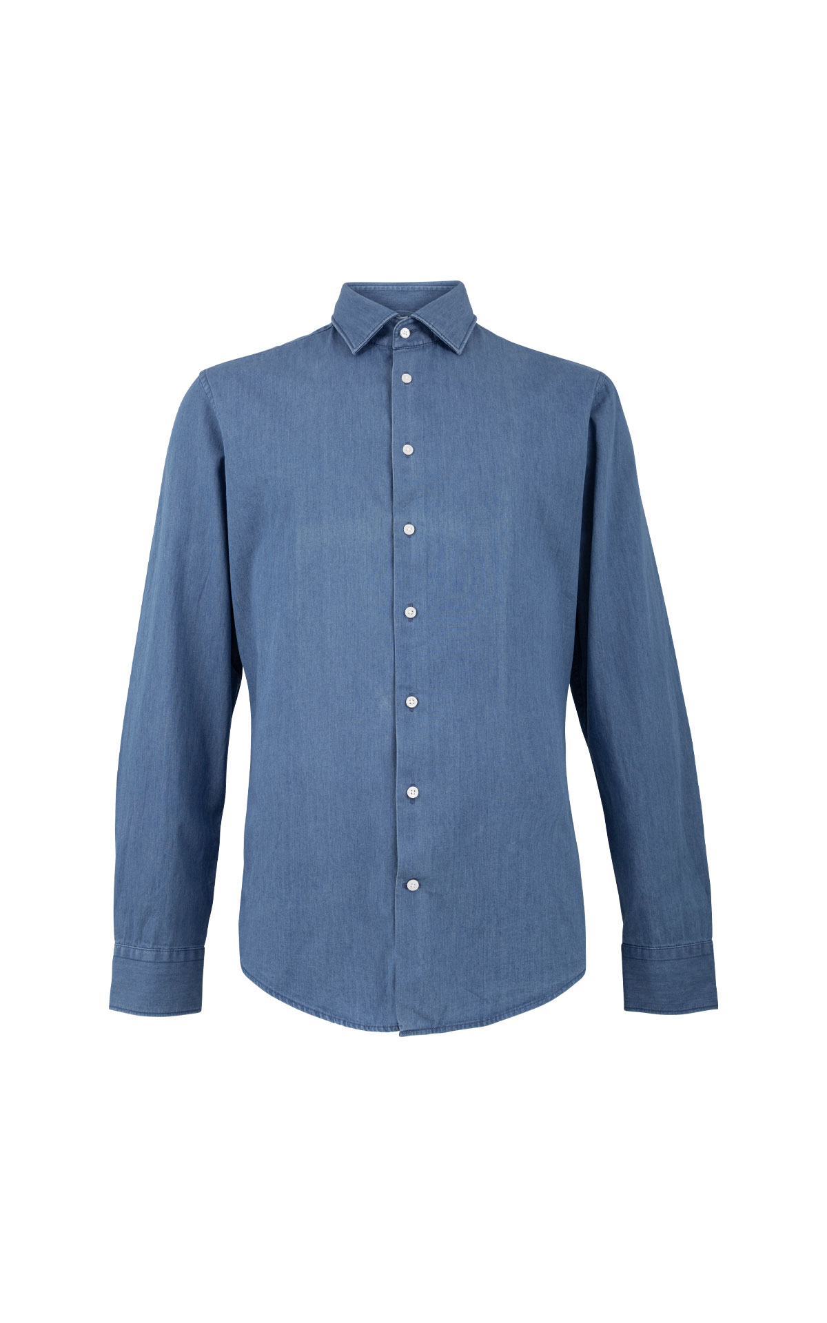 Seidensticker denim Shirt
