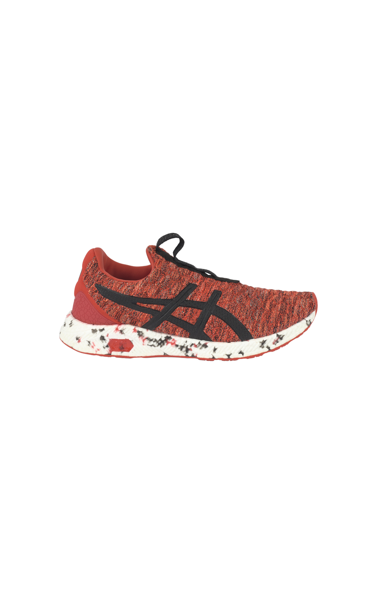 Red Kenzen sneakers Asics