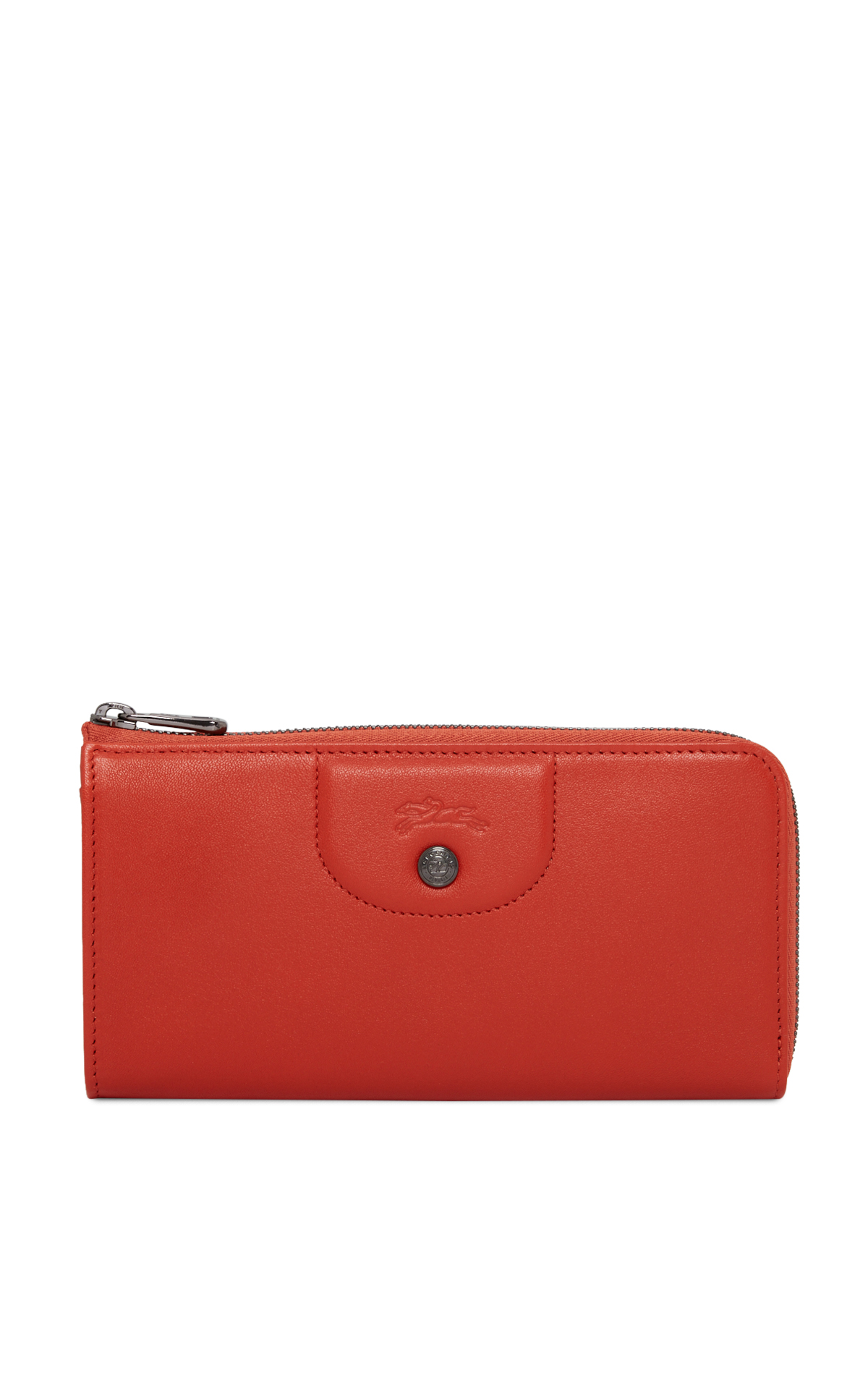 Longchamp Portefeuille long rouille*