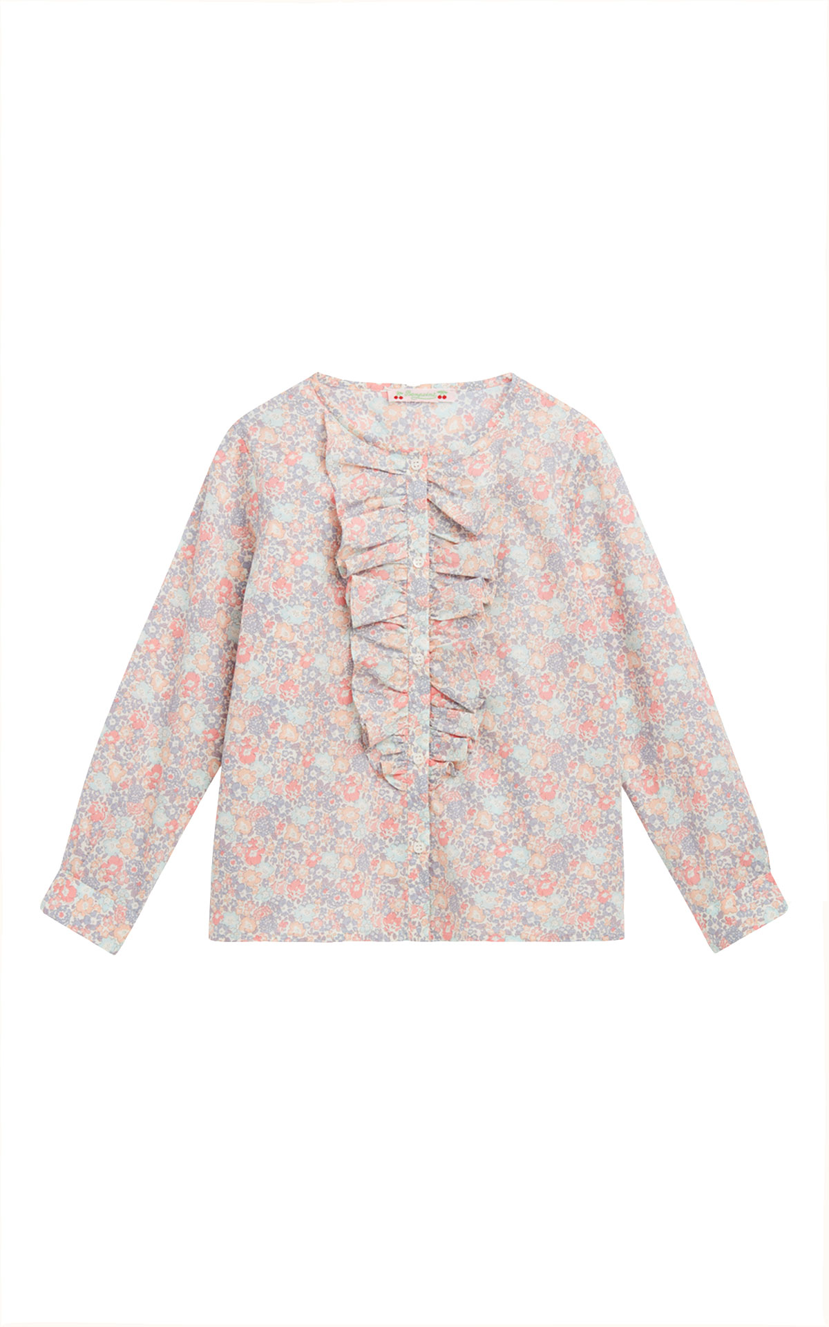 Bonpoint Floral top from Bicester Village