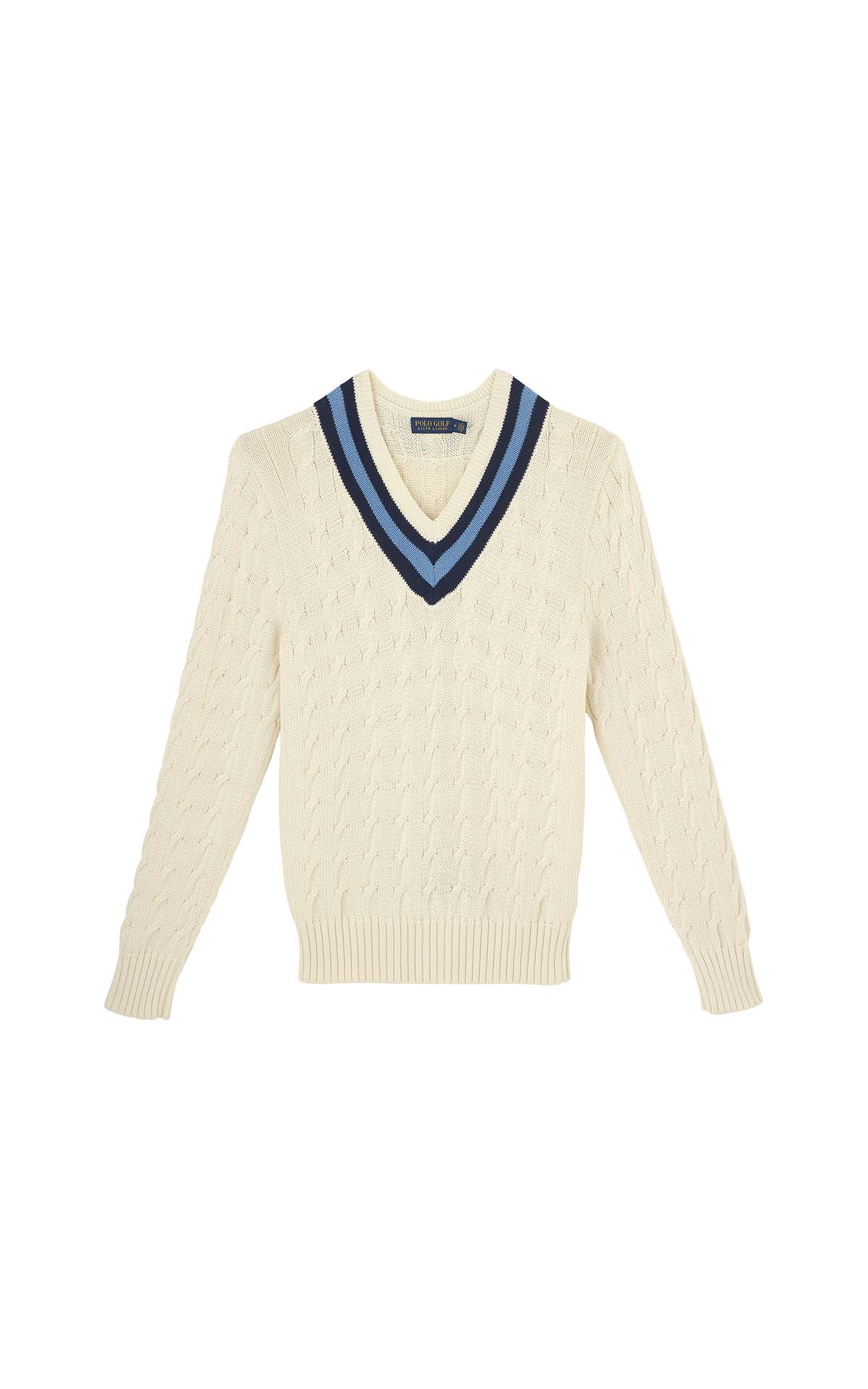 Polo Ralph Lauren Long sleeve cricket at The Bicester Village Shopping Collection