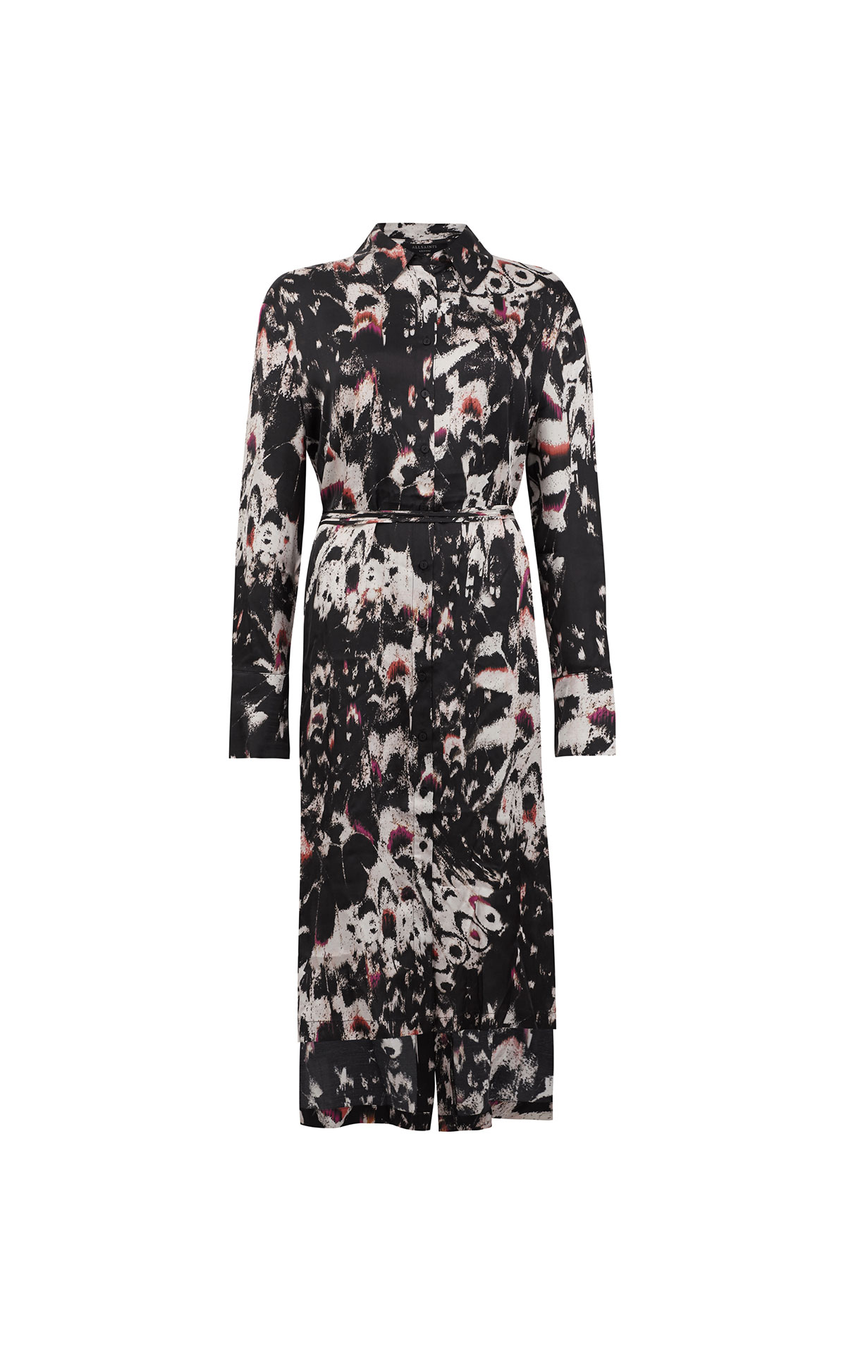 AllSaints Anya wing dress from Bicester Village