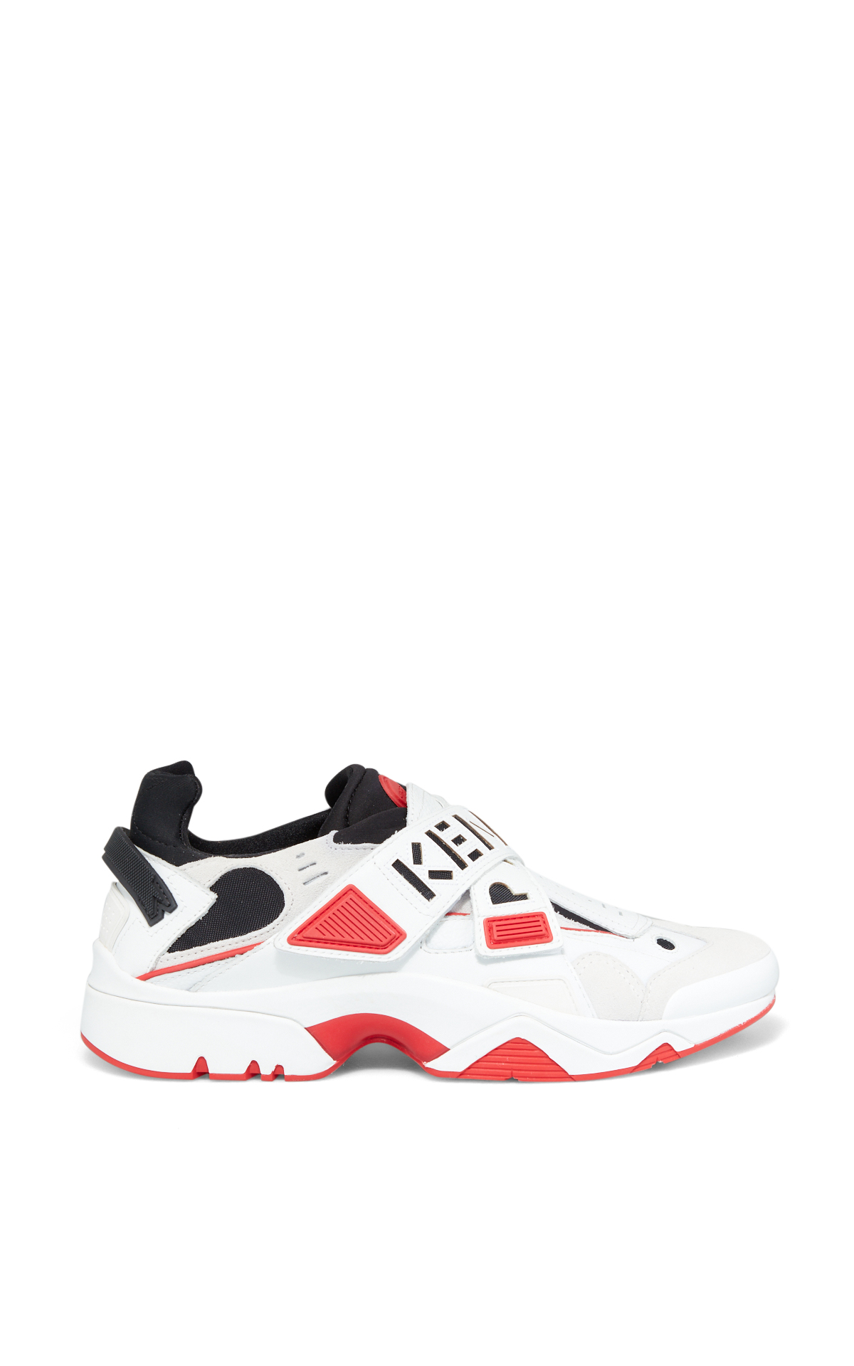 Kenzo Men's red sneakers