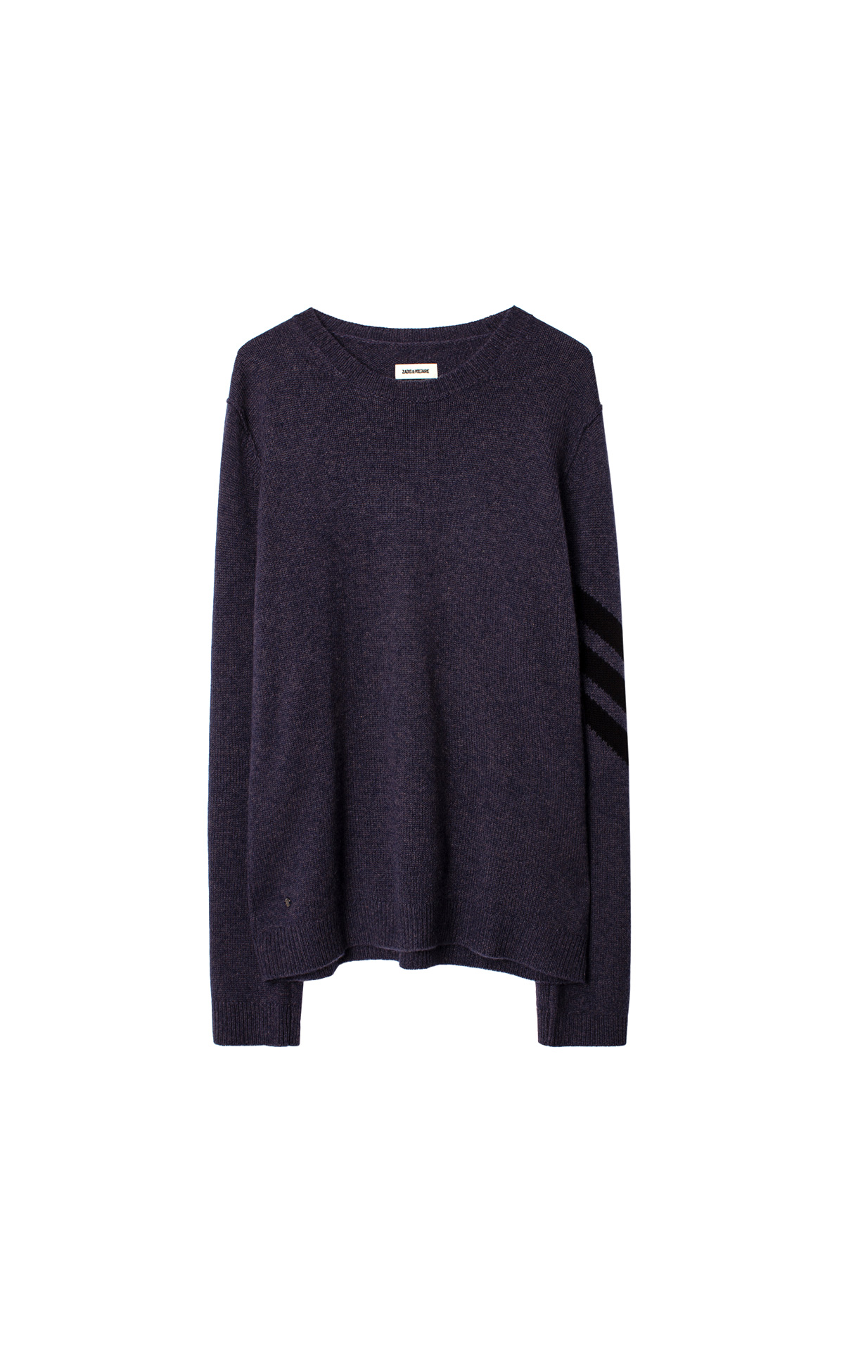 la vallée village zadig and voltaire Kennedy cashmere sweater