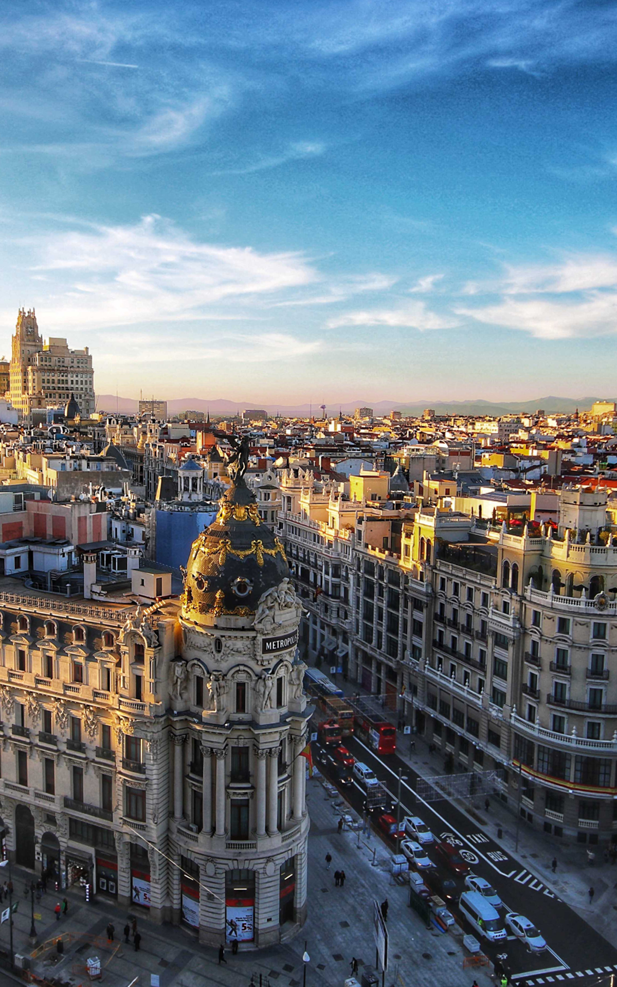 Vistas de Madrid