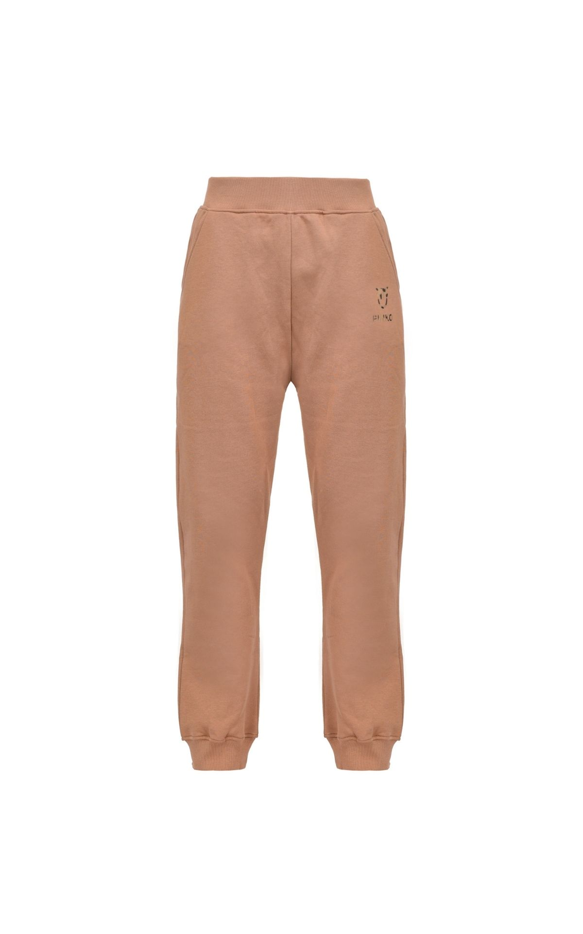 Brown joggers Pinko