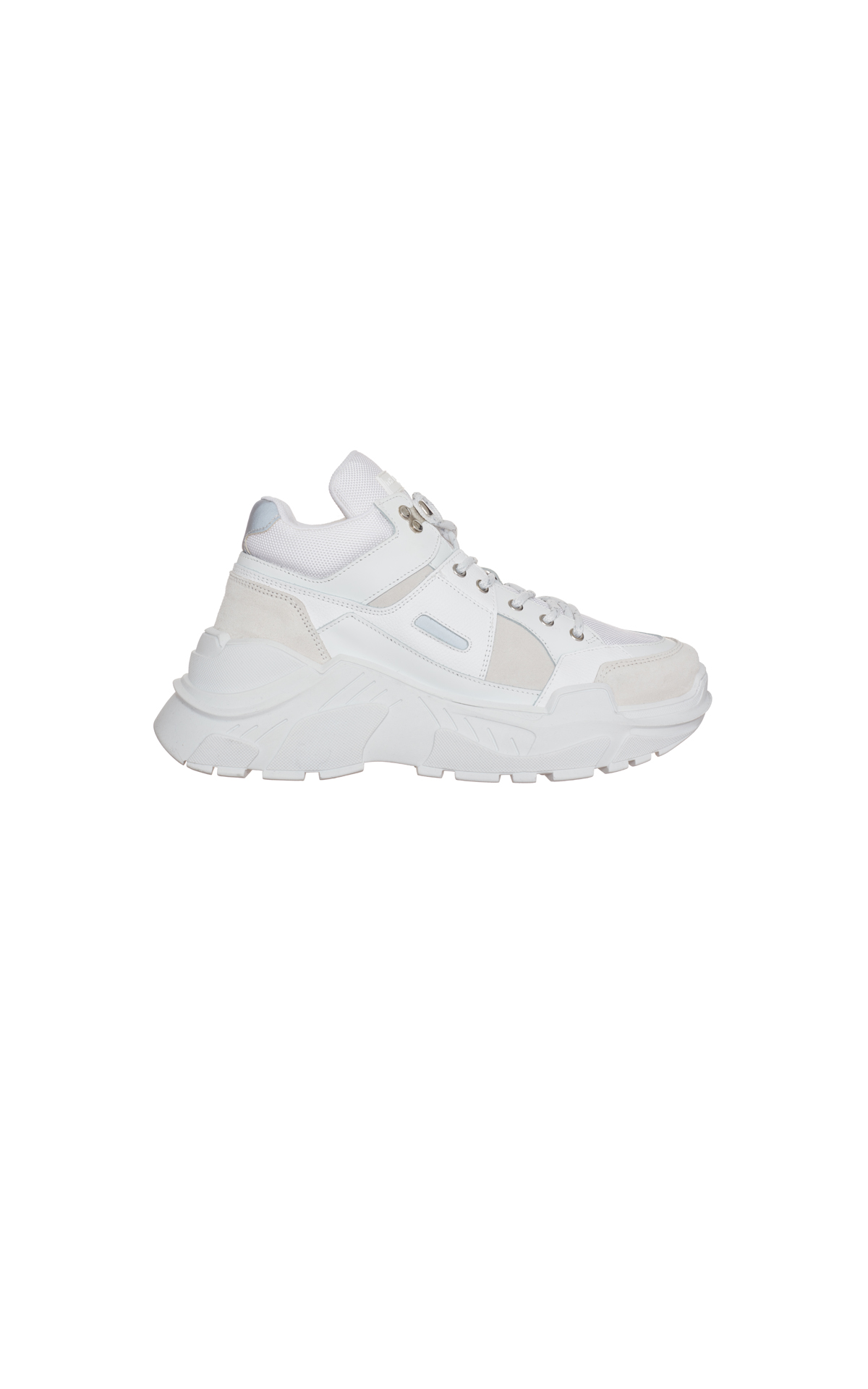 The Kooples Men's white trainers from Bicester Village