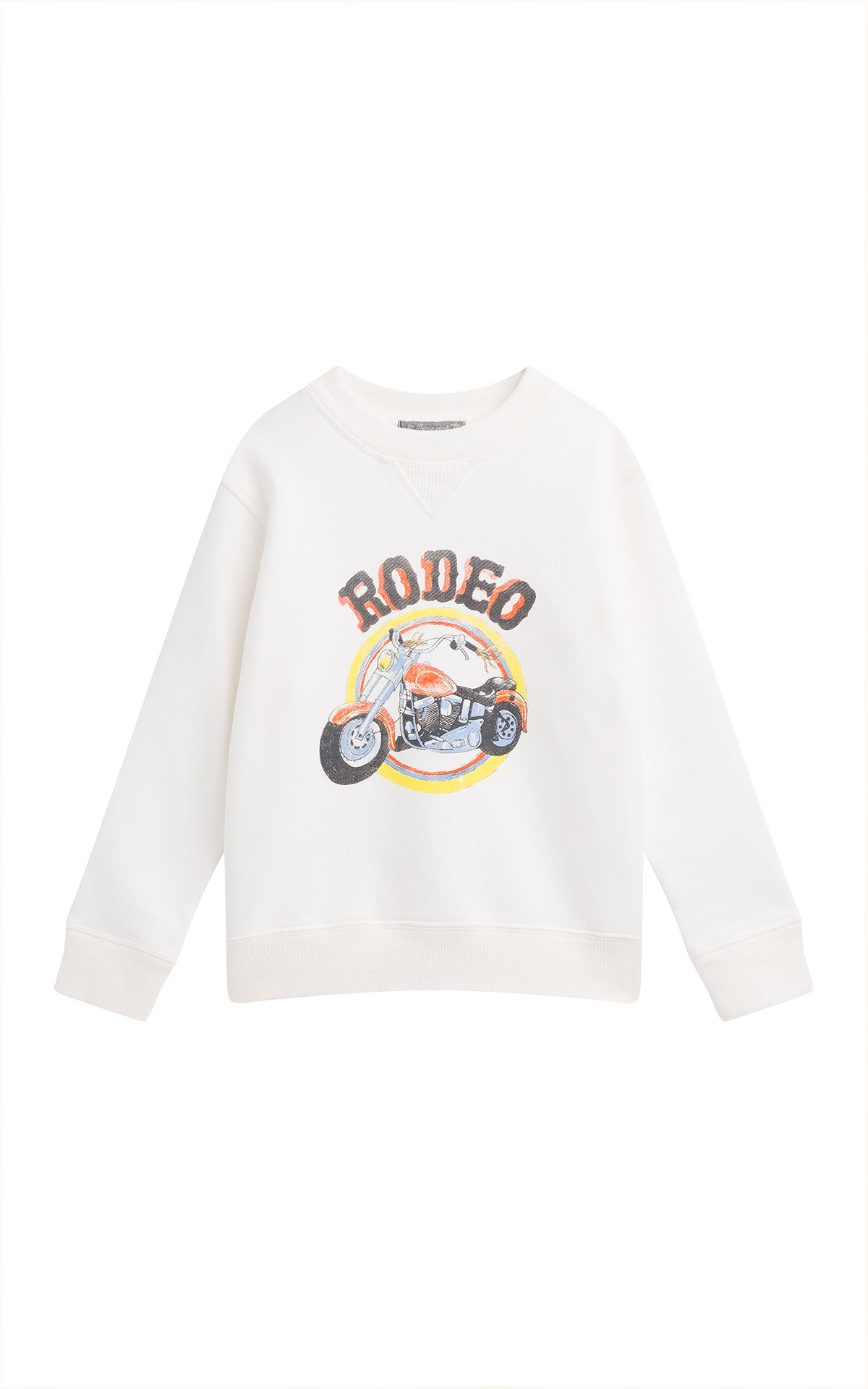 Bonpoint Print sweatshirt from Bicester Village