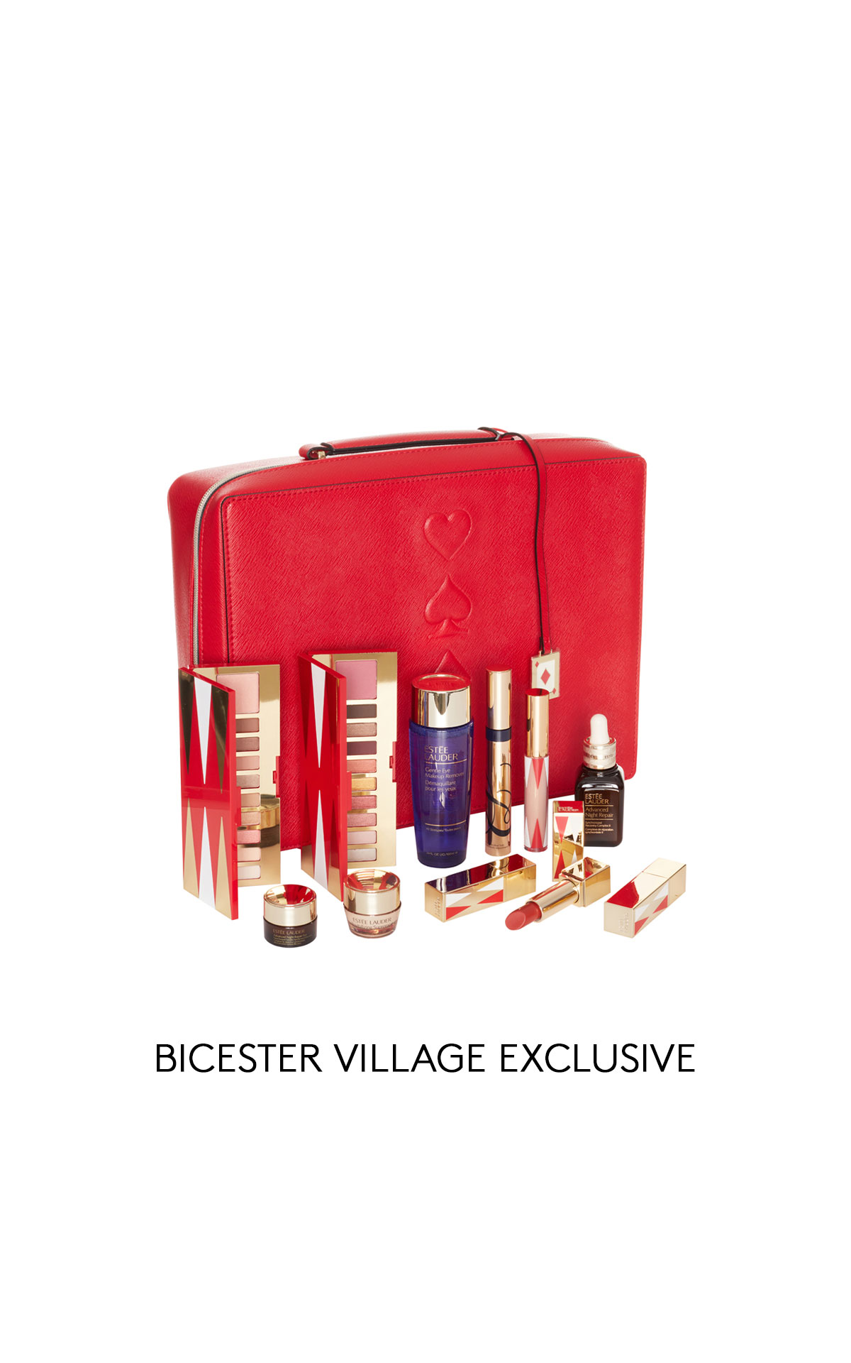 The Cosmetics Company Store Estee Lauder Christmas blockbuster from Bicester Village