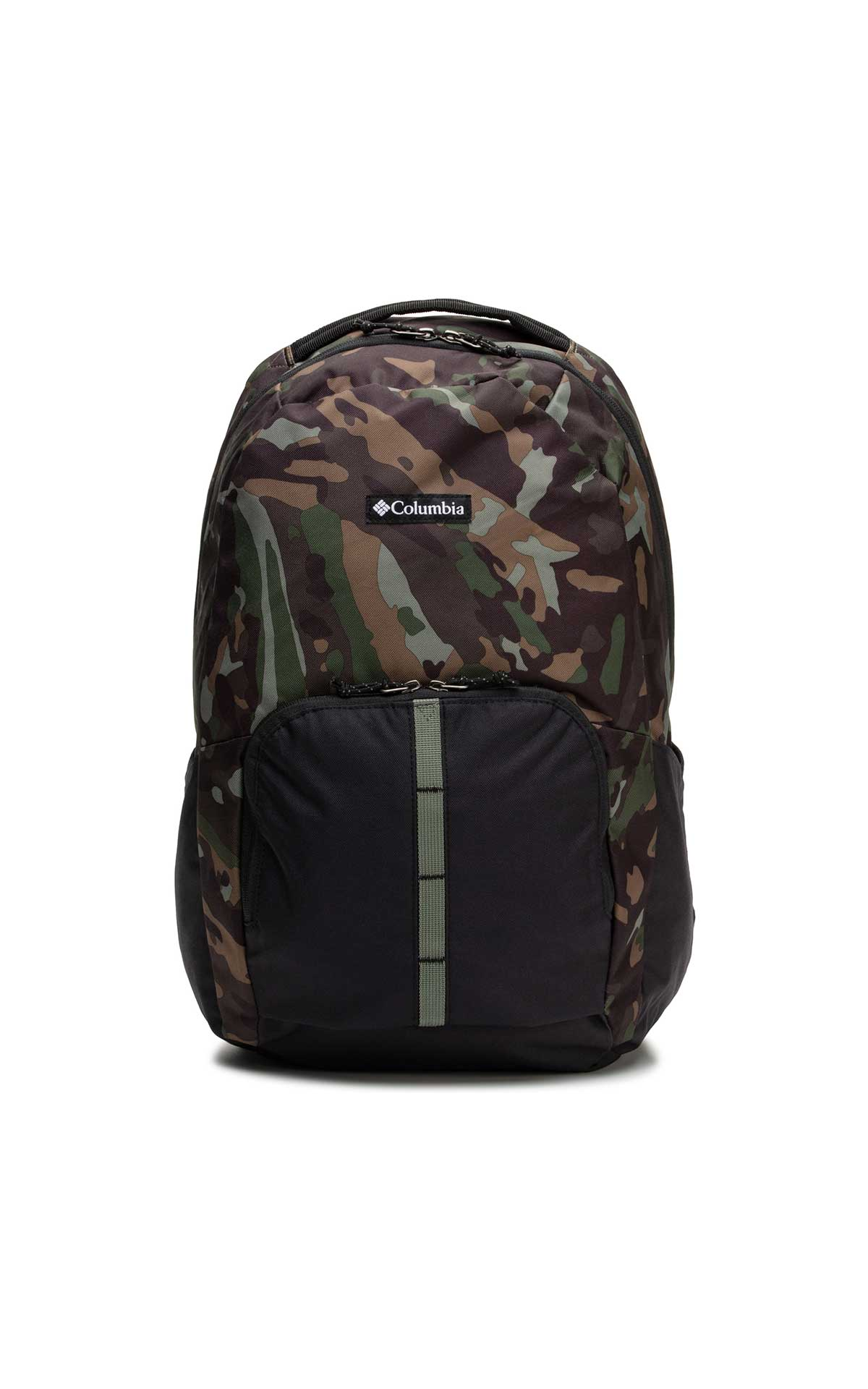 Military print backpack for man Columbia