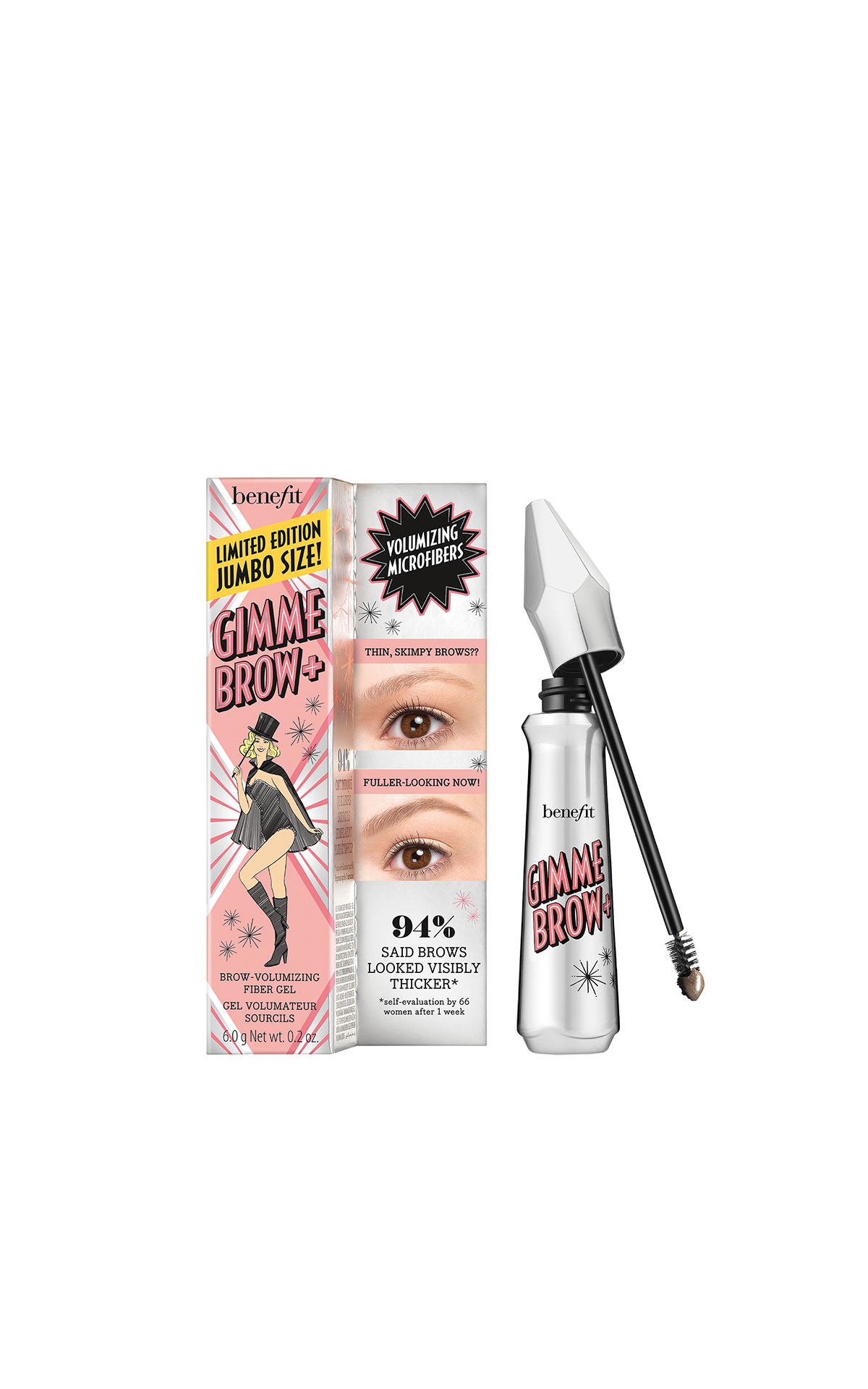 Benefit Cosmetics Gimme Brow +  Jumbo from Bicester Village