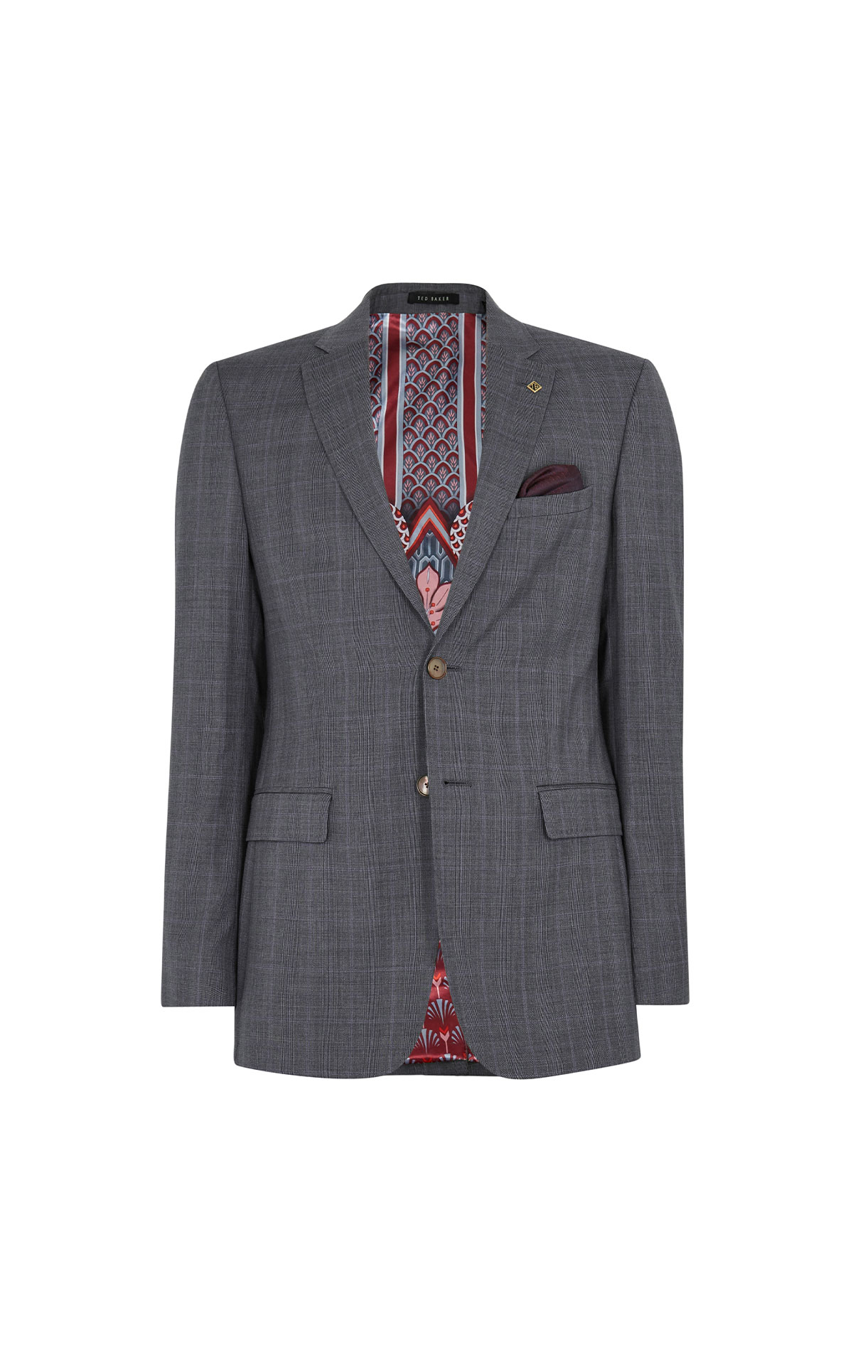 Ted Baker Westj debonair check jacket from Bicester Village