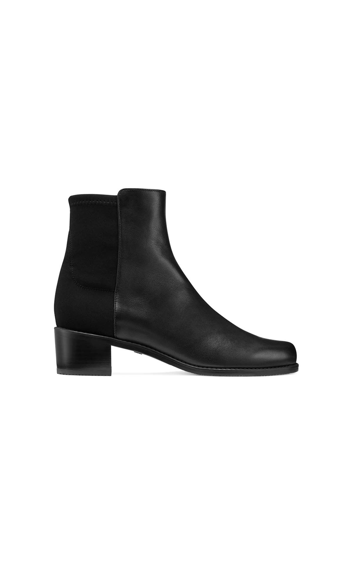 Stuart Weitzman east on reserve boot in black at The Bicester Village Shopping Collection