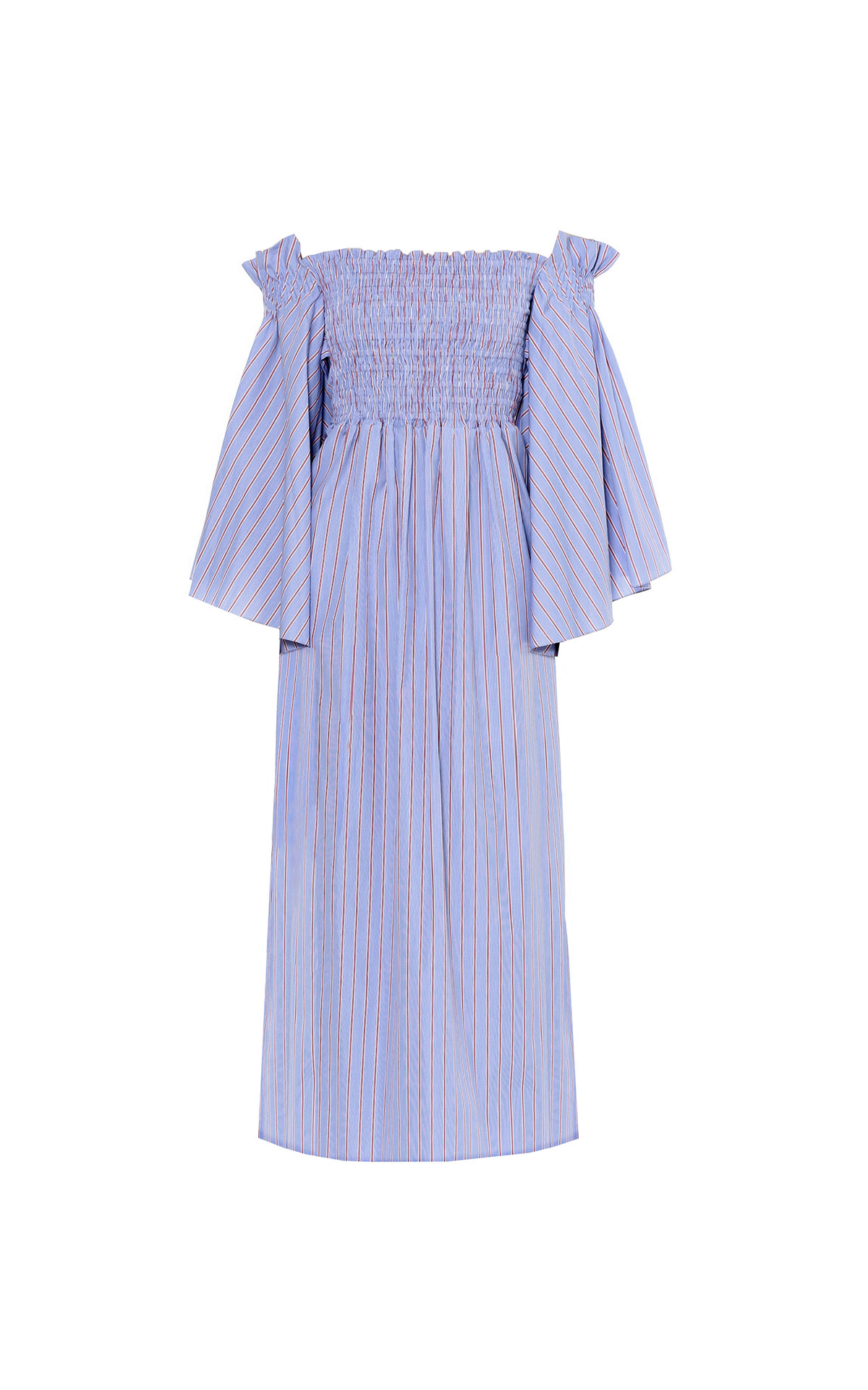 Barefoot Chic Teija Dress with smocked neck from Bicester Village