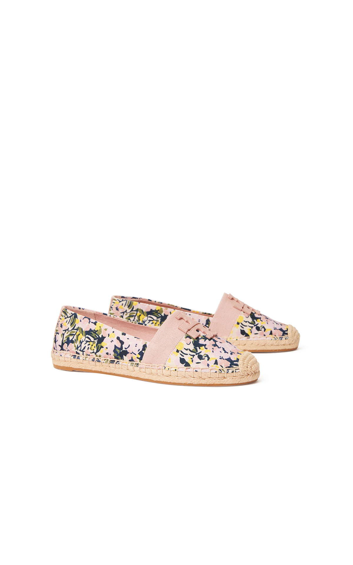 Tory Burch Weston flat espadrille from Bicester Village