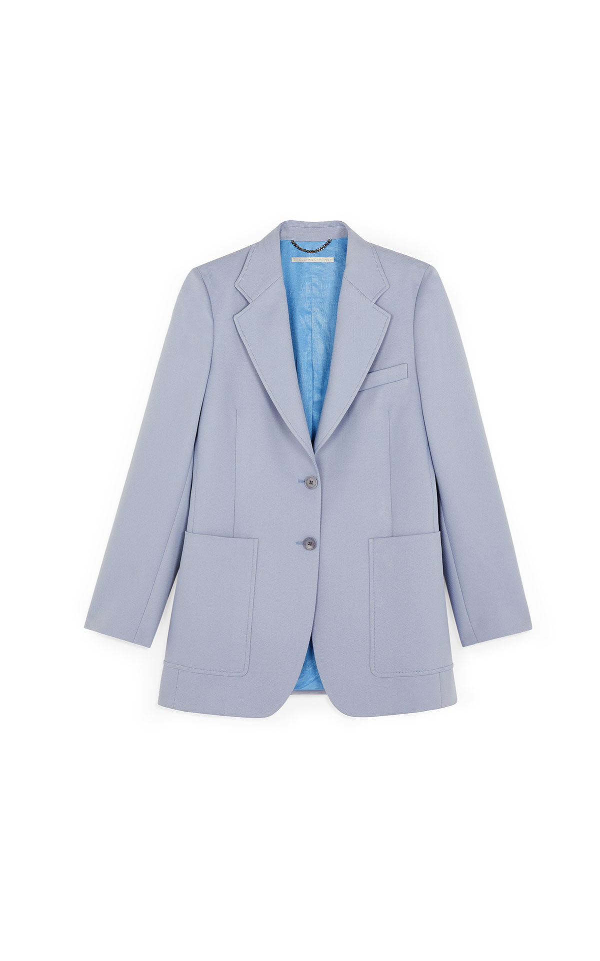 Stella McCartney Blue blazer from Bicester Village