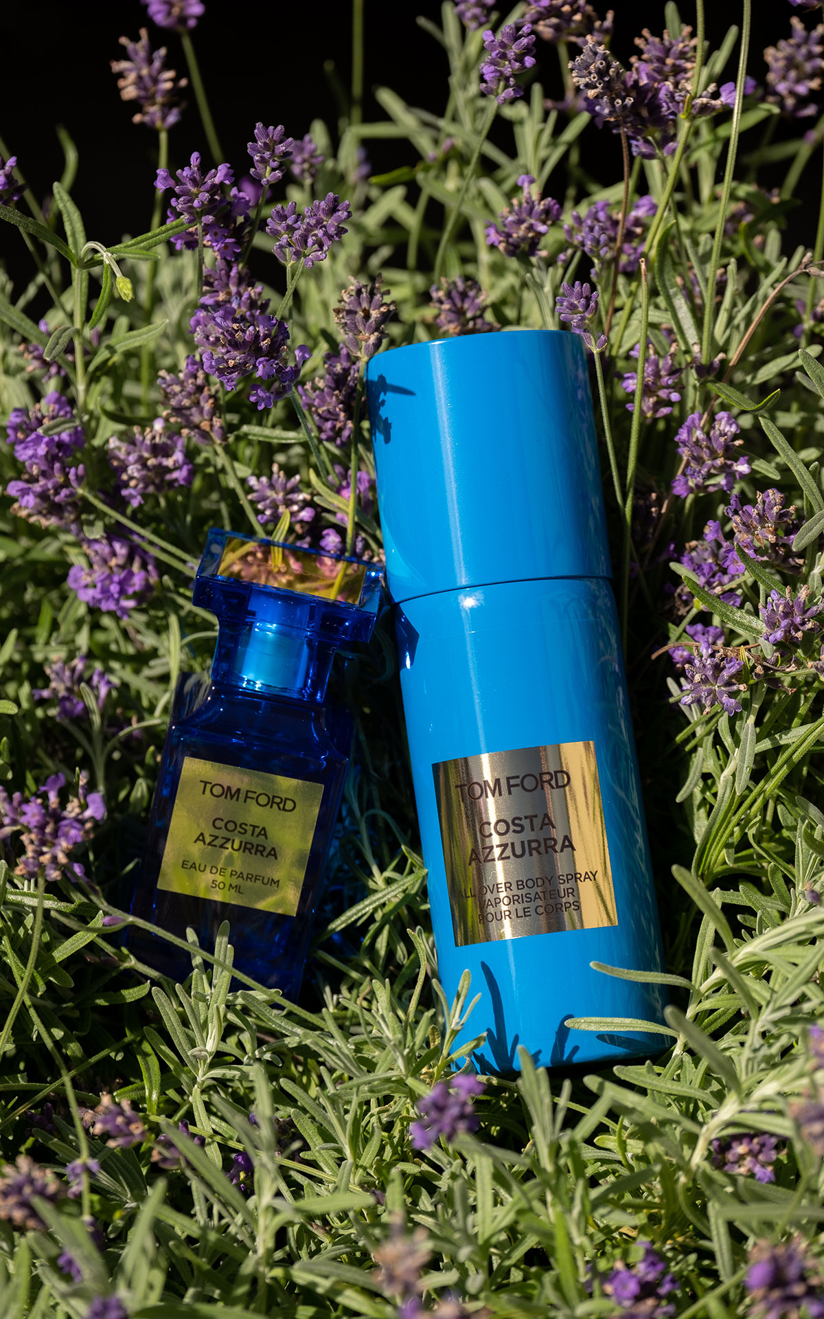 The Cosmetics Company Store Tom Ford costa azzurra perfume and body spray from Bicester Village