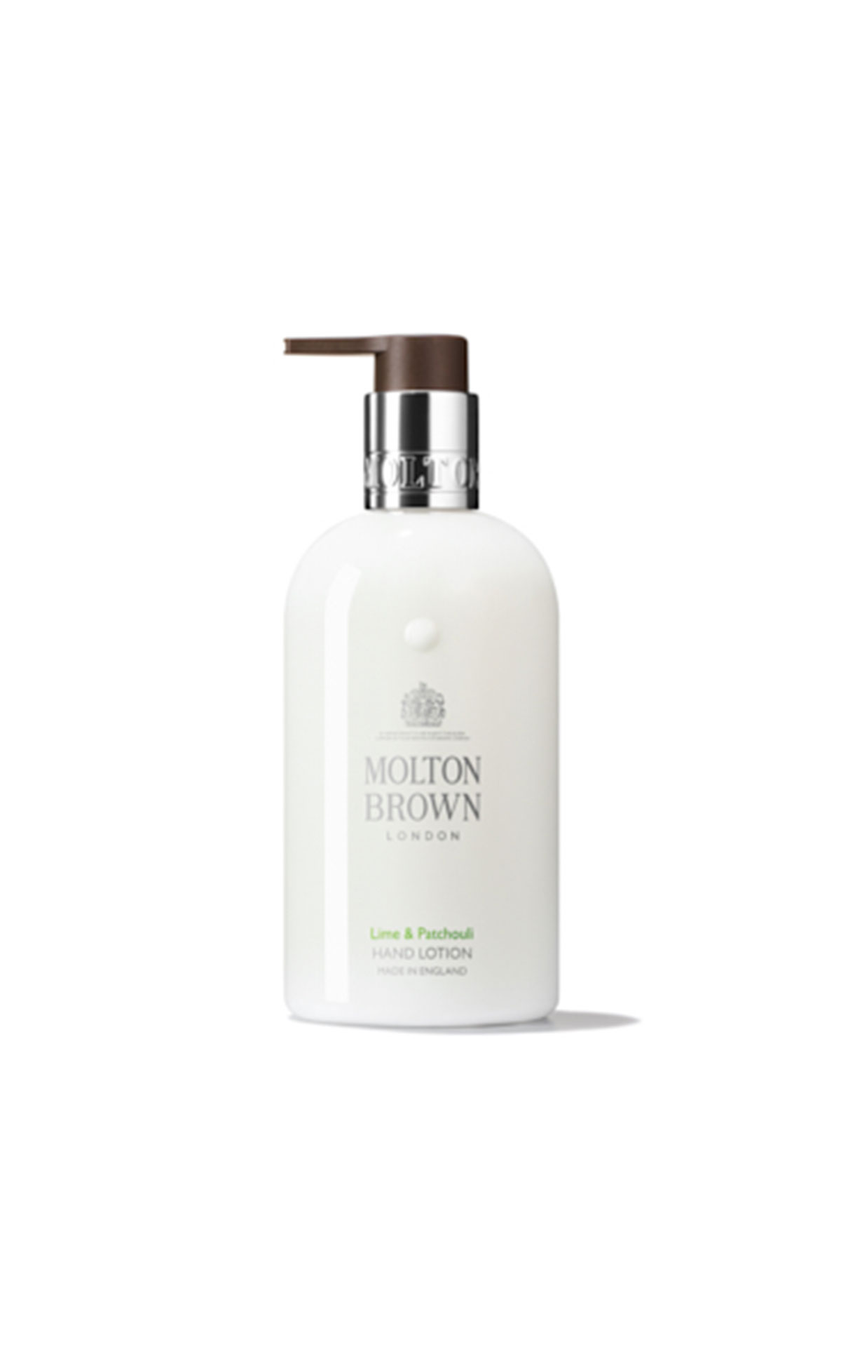 Molton Brown Patchouli and lime hand lotion 300ml from Bicester Village
