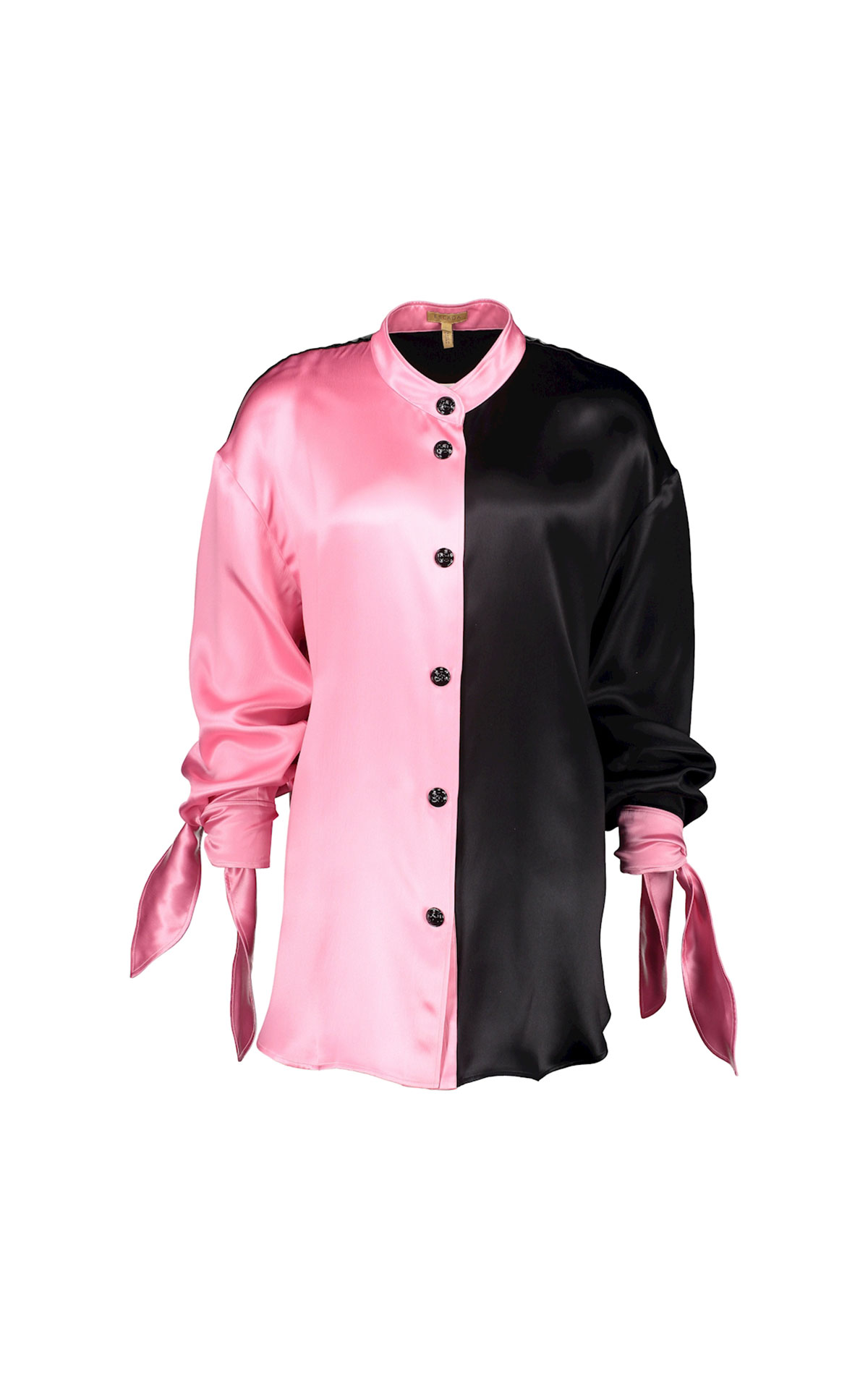 Escada Pink-black blouse from Bicester Village