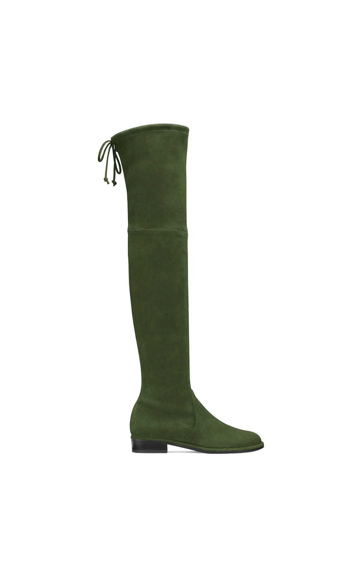 Stuart Weitzman lowland over the knee boot at The Bicester Village Shopping Collection