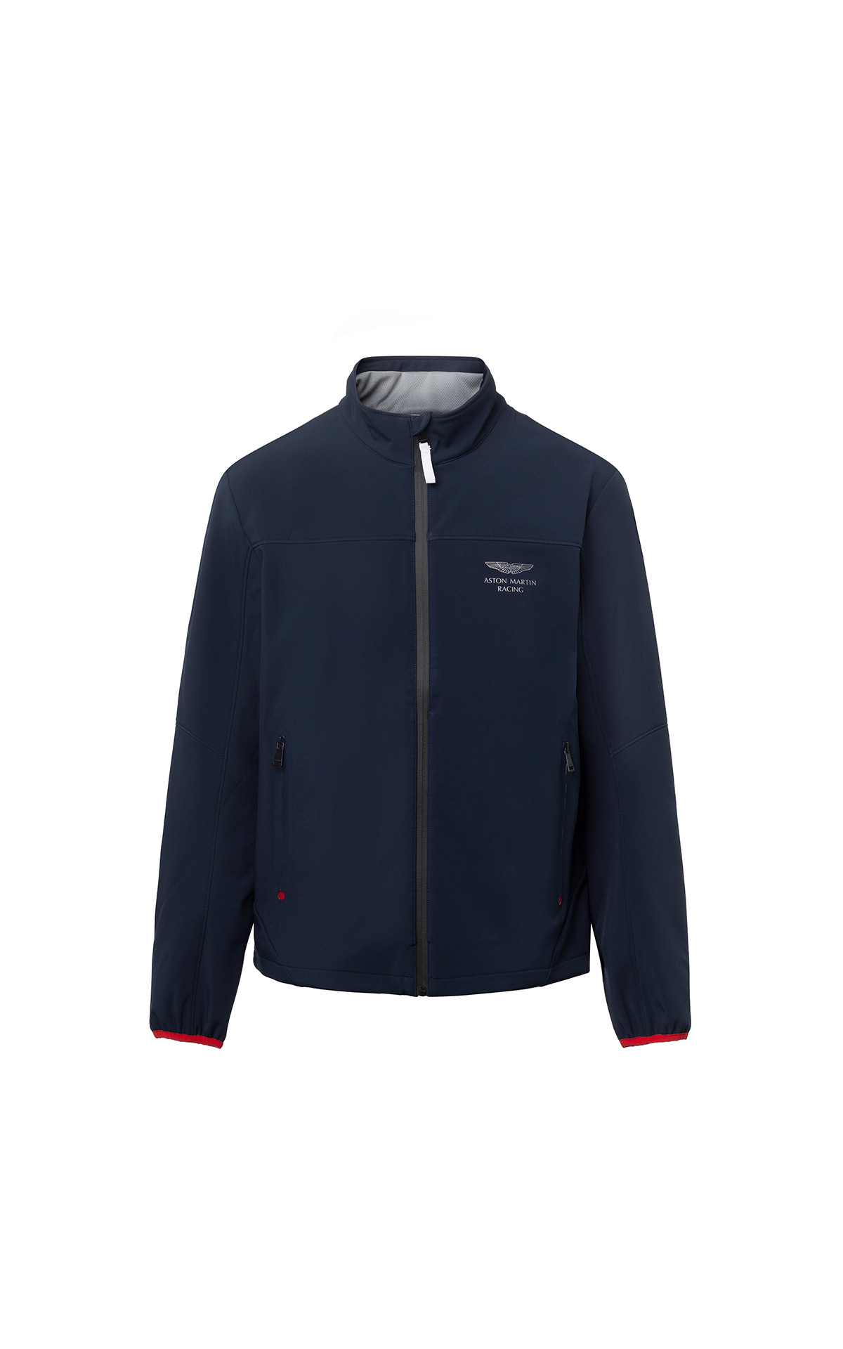 Hackett-London's Aston Martin Racing Softshell Jacket