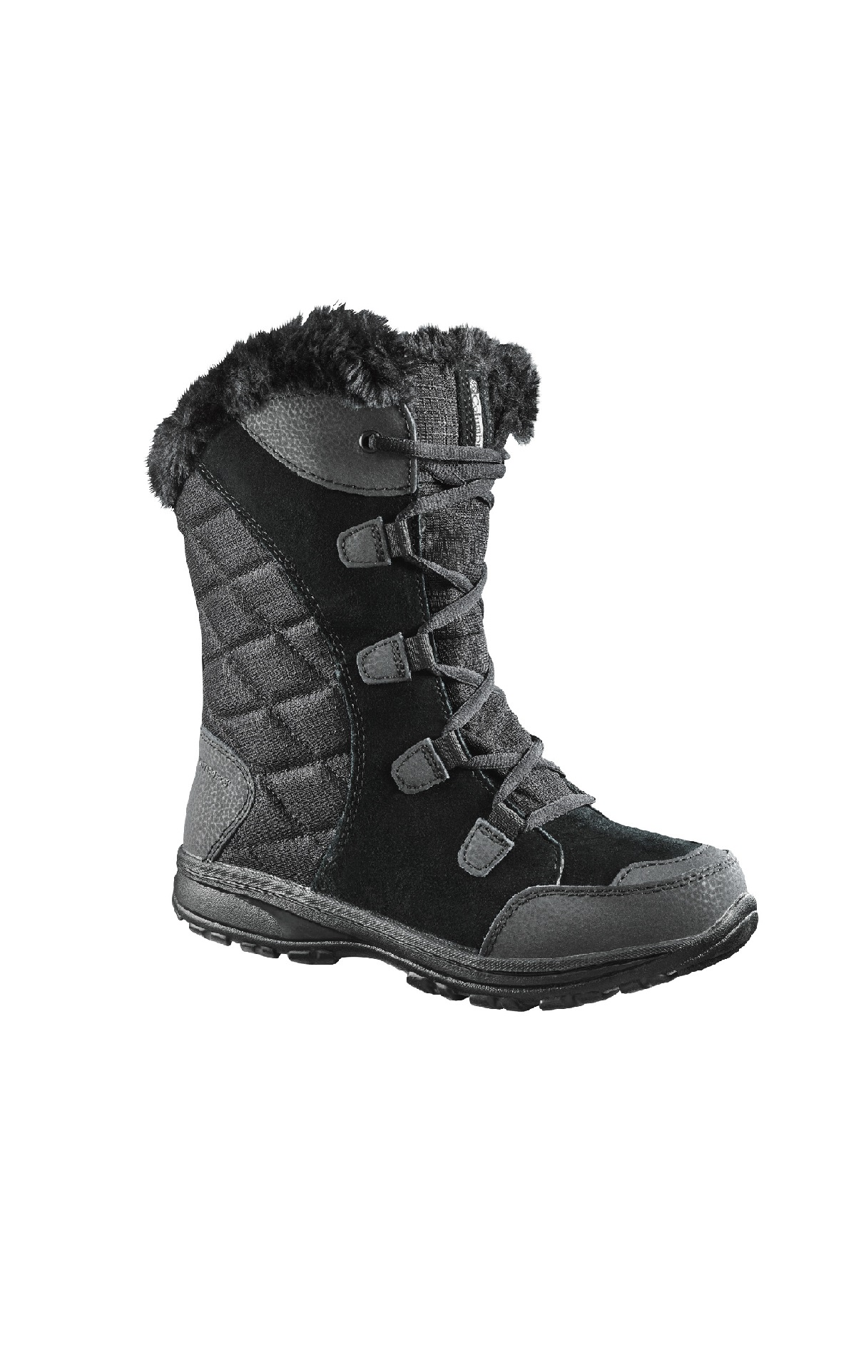 Black Icefalls boots Columbia