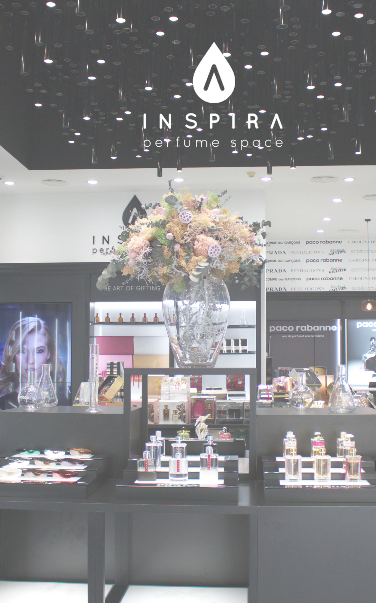Boutique inspira en la roca village