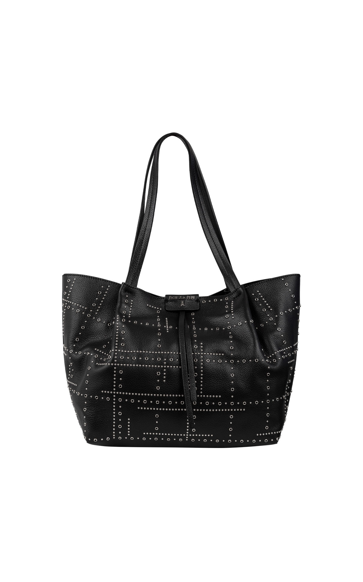 Patrizia Pepe Shopper black