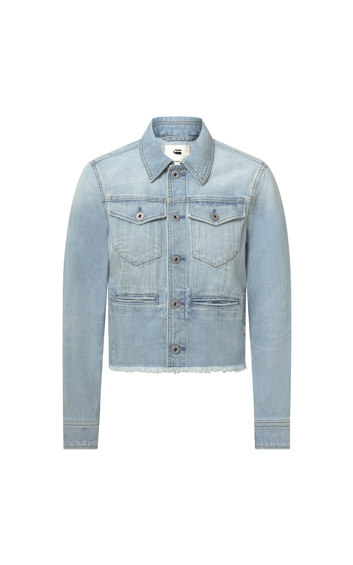 Denim woman jacket G-Star RAW