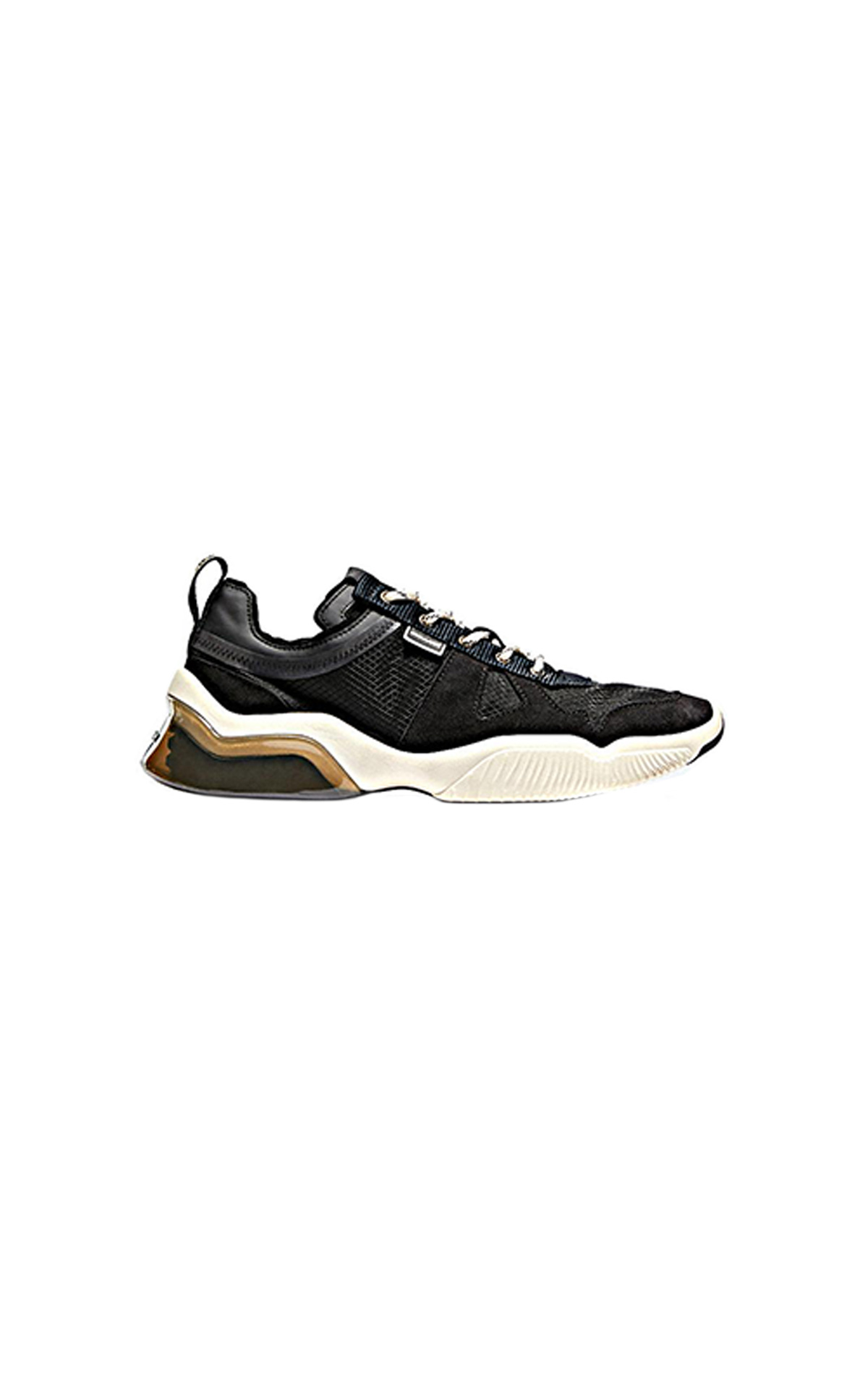 Black City Sole runner sneaker for man Coach