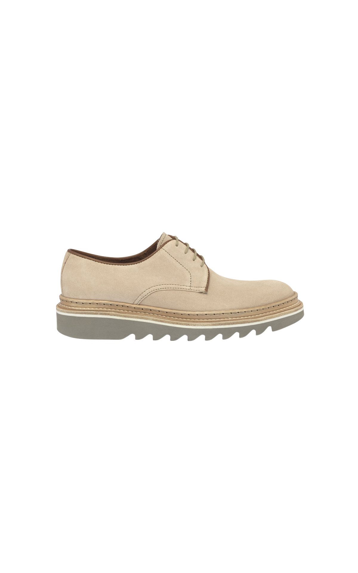 Beige shoes man Lottusse