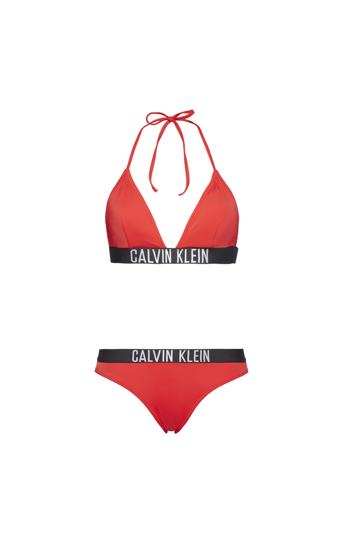 Calvin Klein bikini at The Bicester Village Shopping Collection
