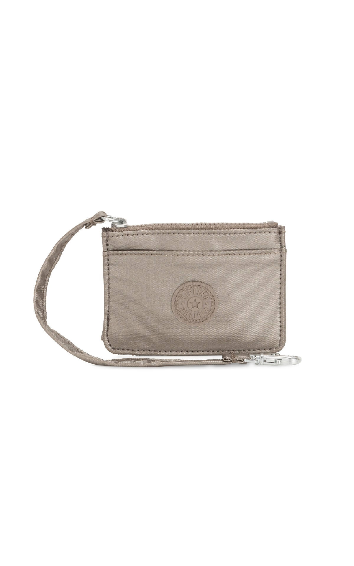 Brown card holder Kipling