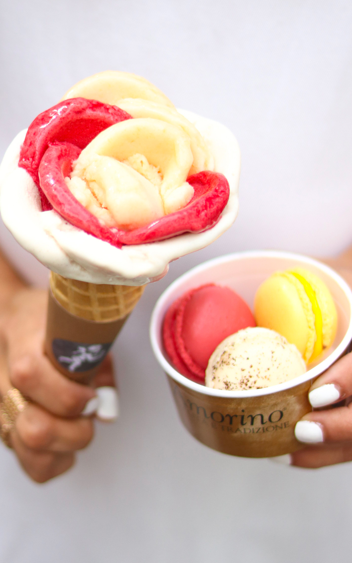 Amorino ice cream Las Rozas Village
