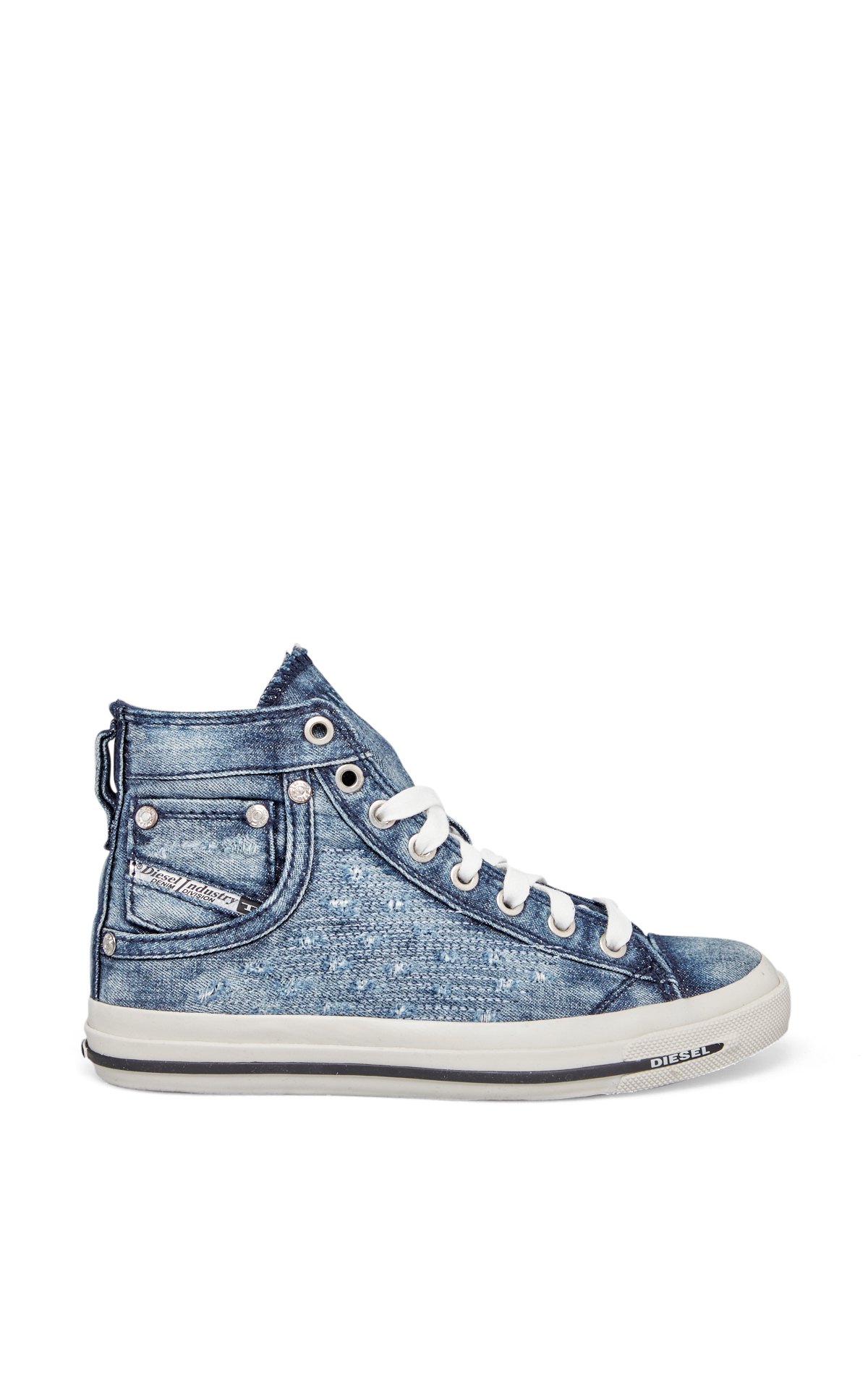 Diesel Baskets Exposure en denim*