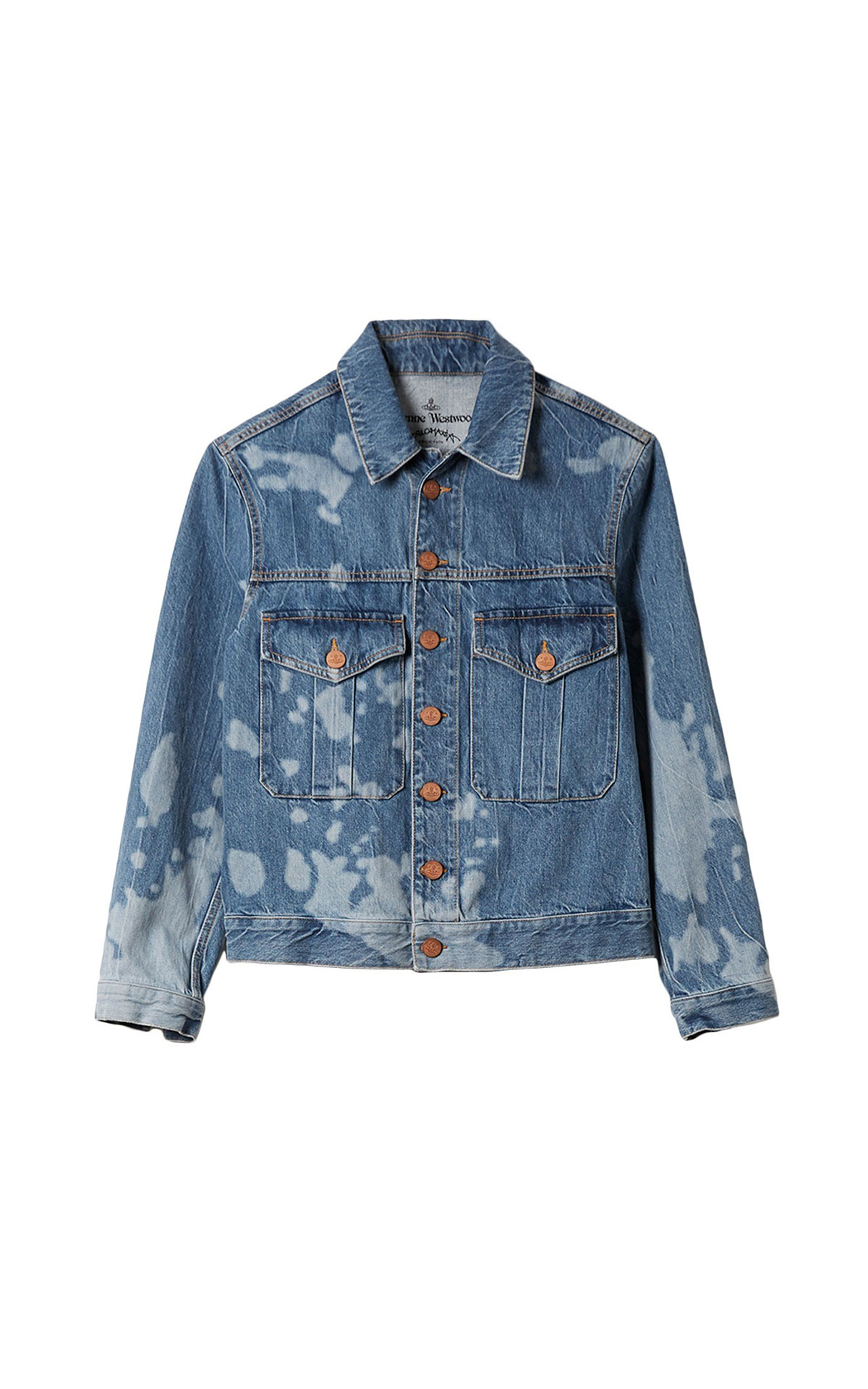 Vivienne Westwood Type 3 jacket from Bicester Village