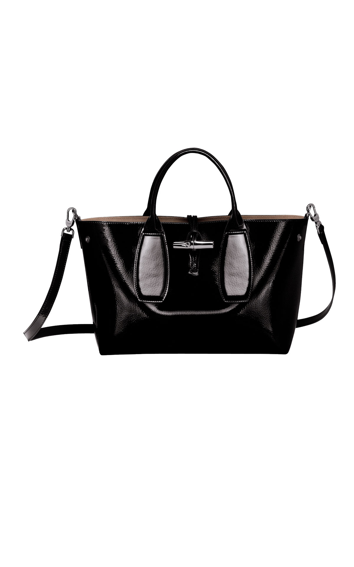 Roseau Vernis bag Longchamp