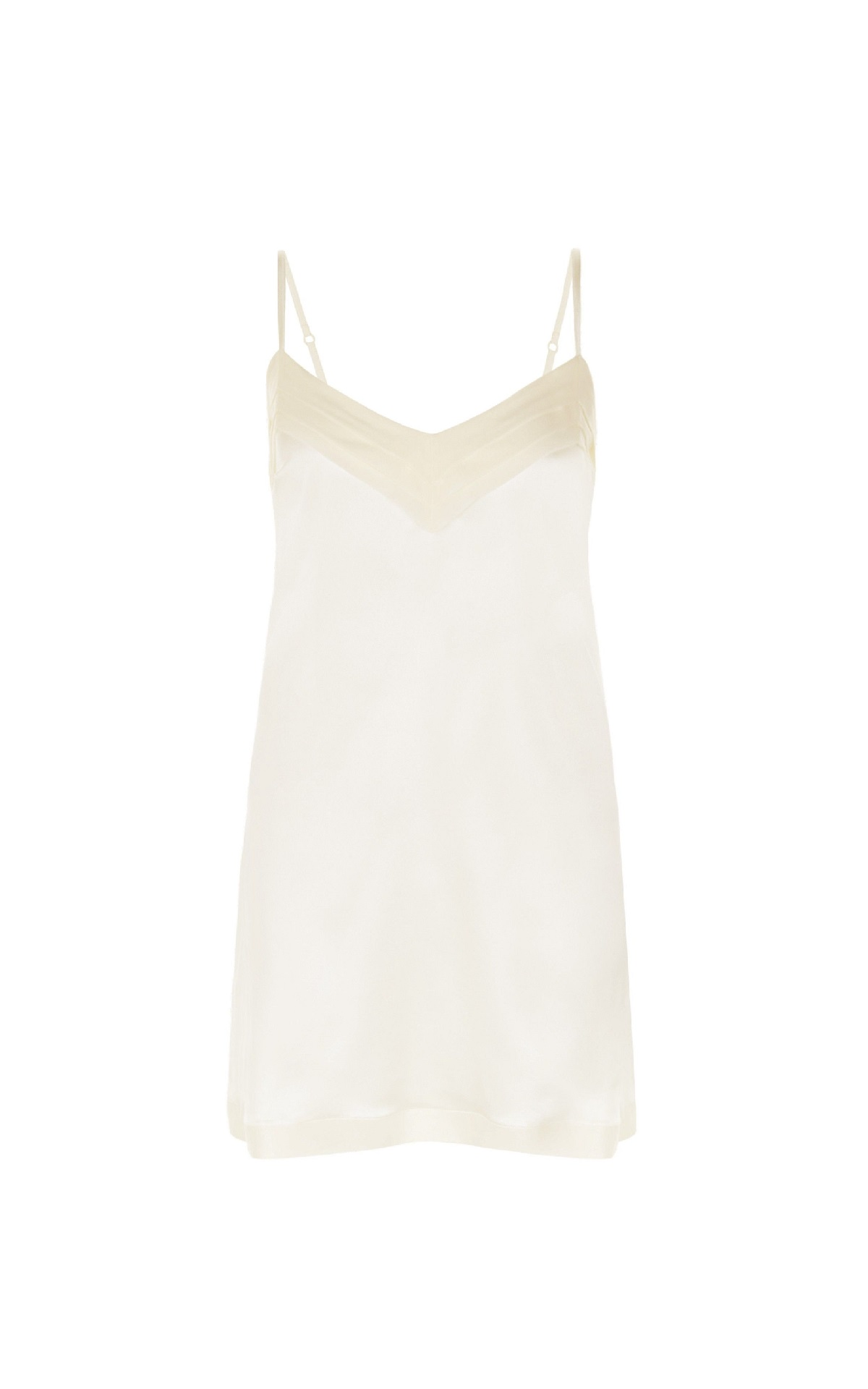 Beige slip dress La Perla