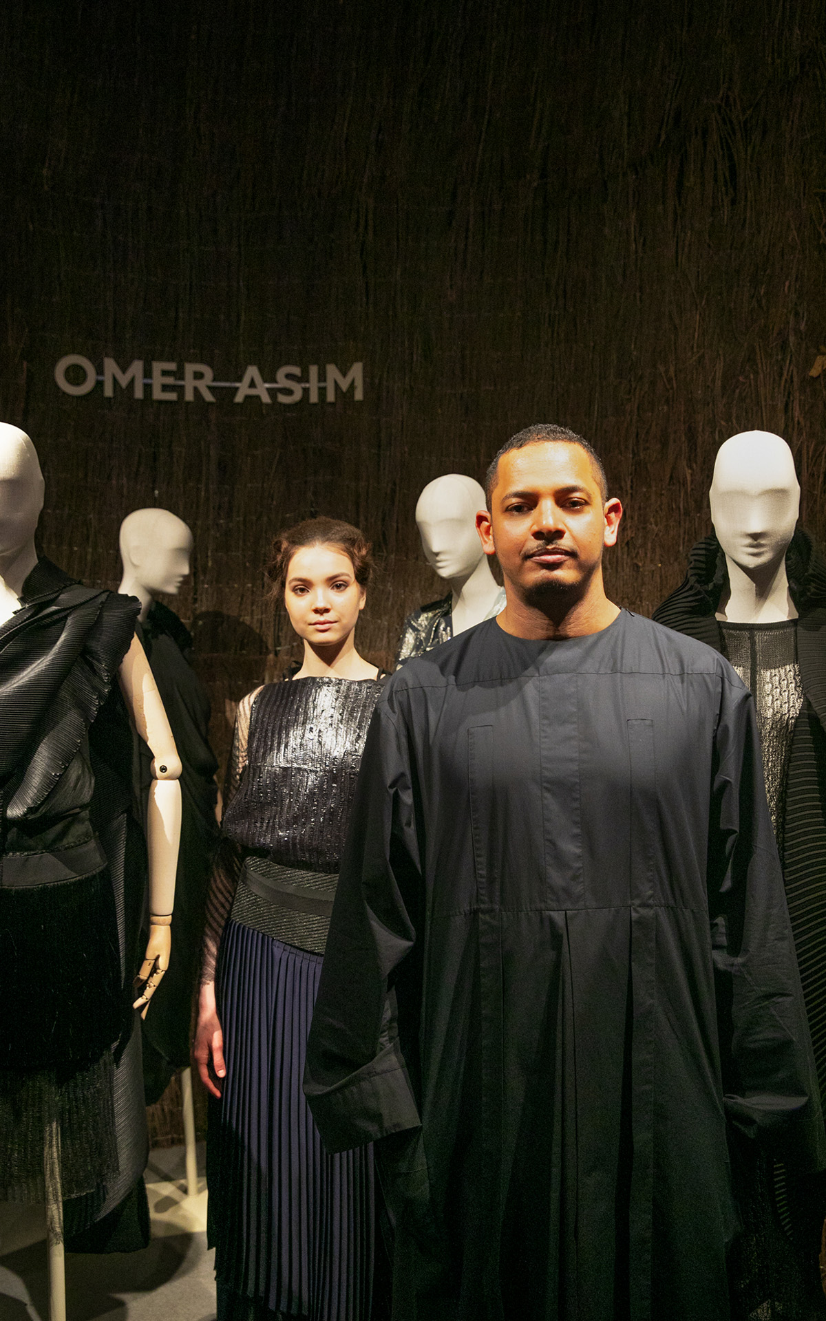 Omer Asim at Milan Fashion Week 2020