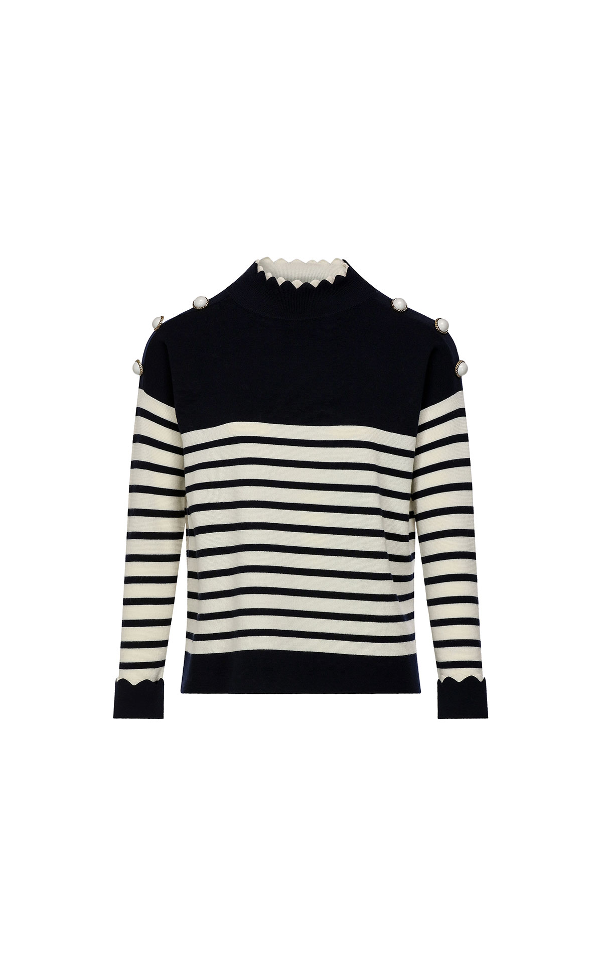 Claudie Pierlot's Minerva Cardigan at The Bicester Village Shopping Collection