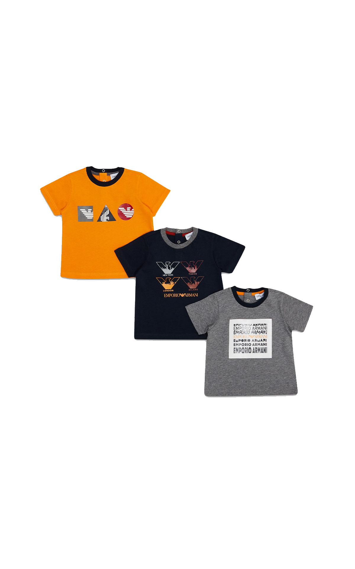 Armani Baby t-shirt set from Bicester Village
