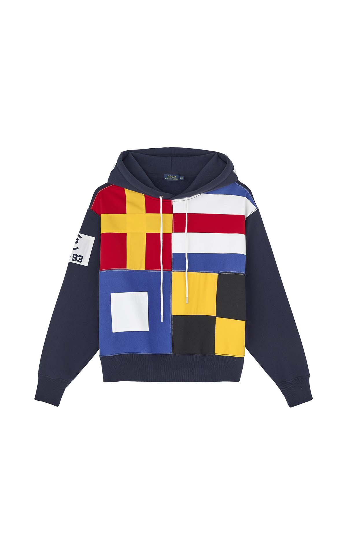 Polo Ralph Lauren Nautical flag hoodie at The Bicester Village Shopping Collection