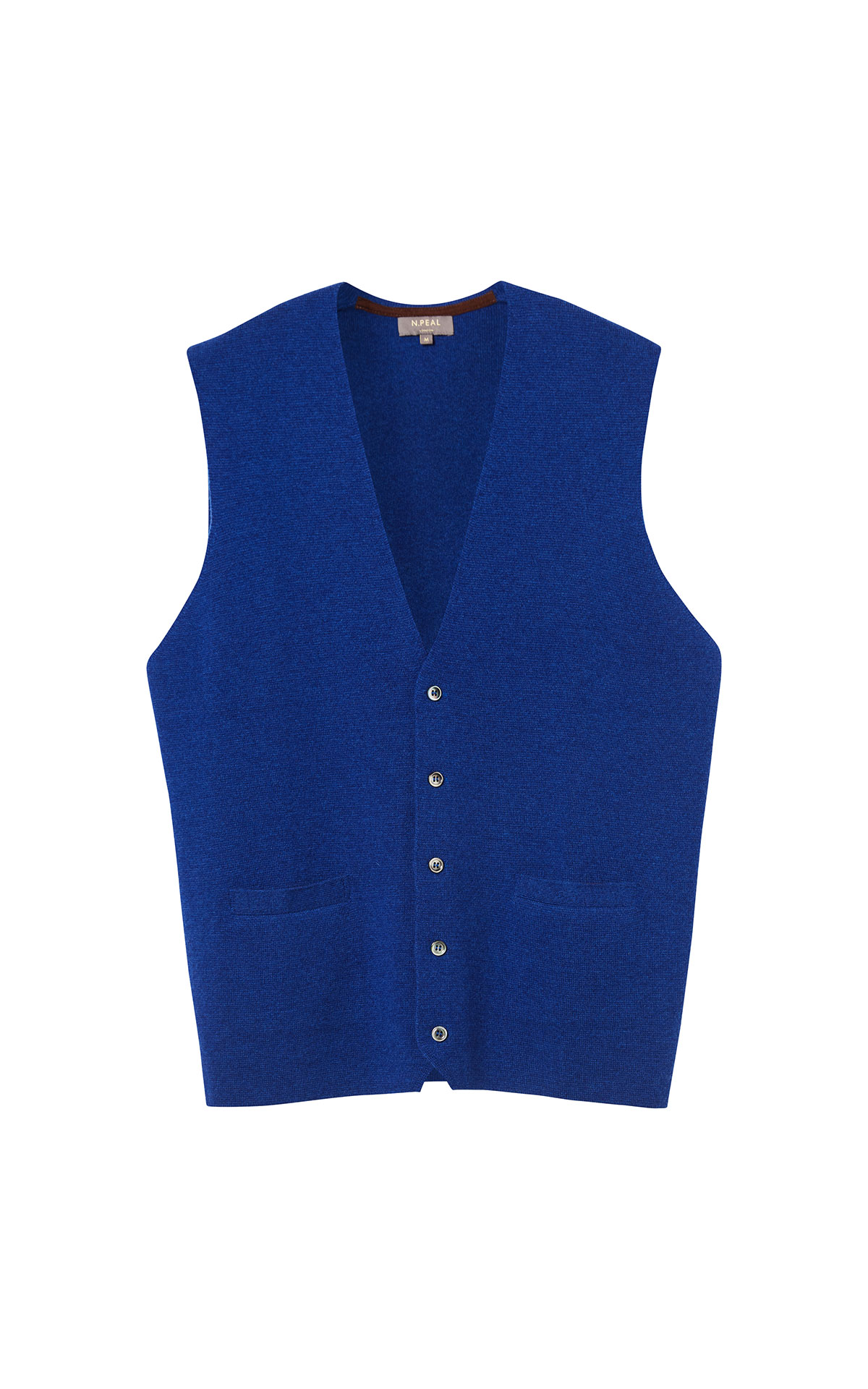 N. Peal Chelsea Milano waistcoat from Bicester Village