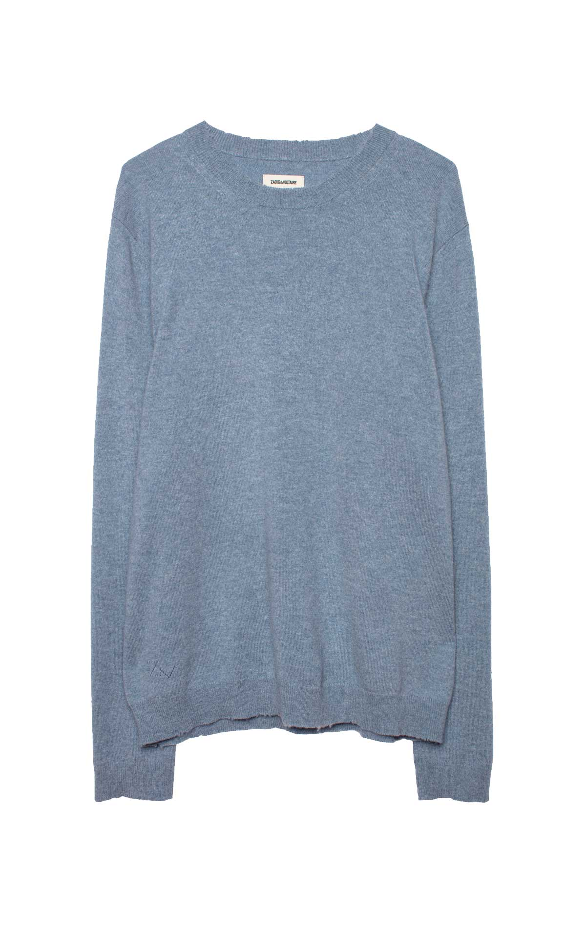 Blue sweater Zadig&Voltaire