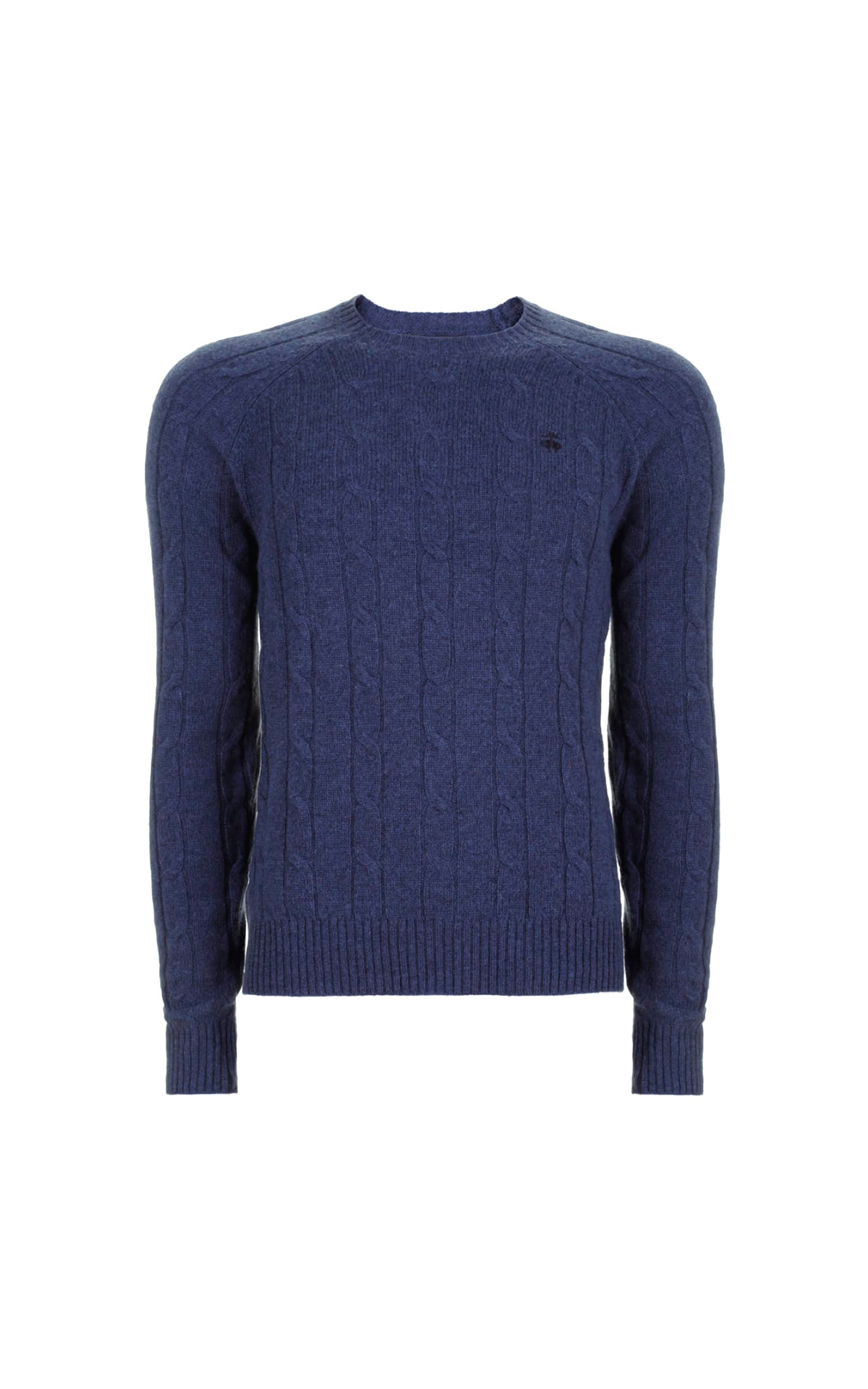 Blue wool sweater Brooks Brothers
