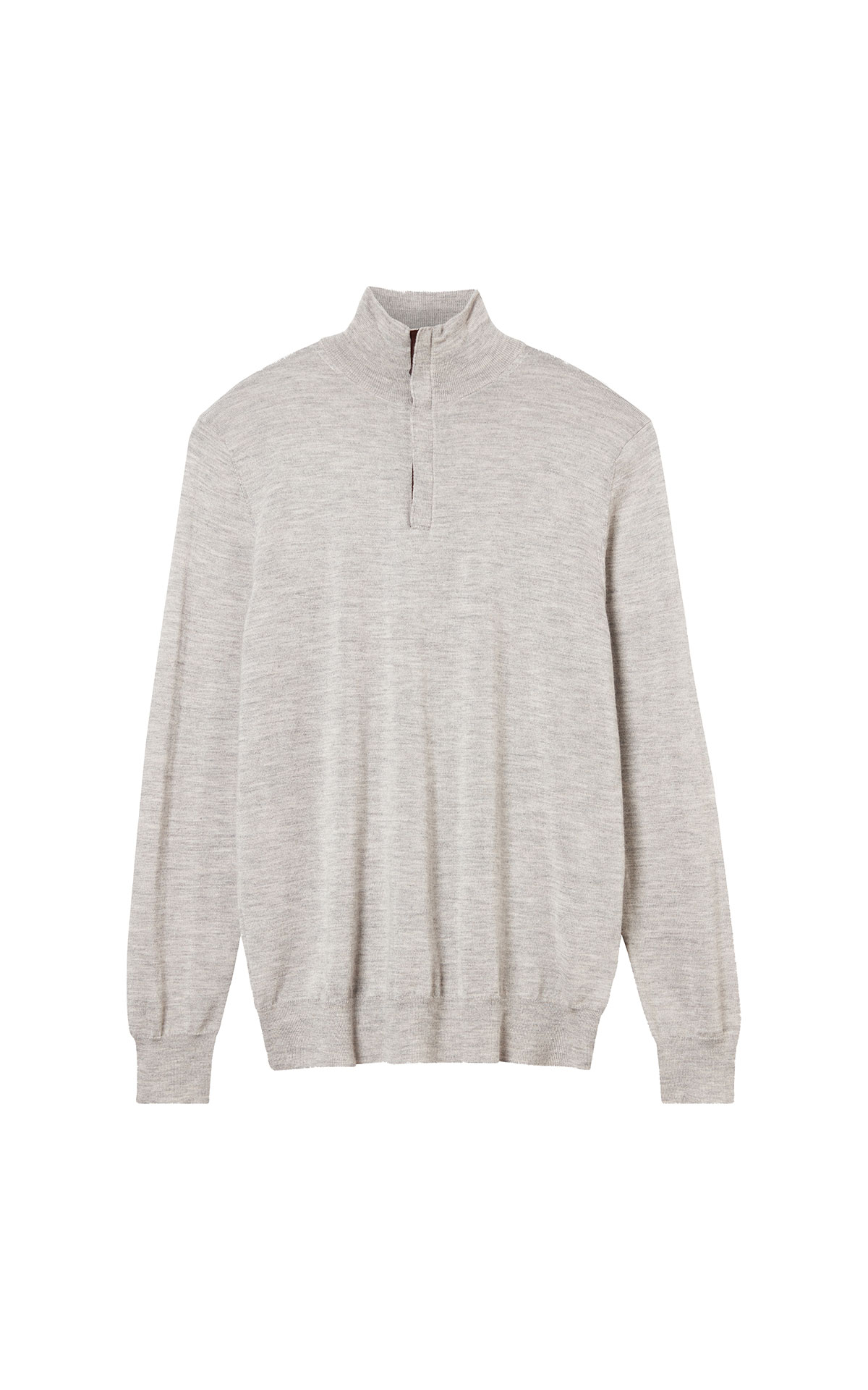 N. Peal Regent fg 1/2 zip sweater from Bicester Village