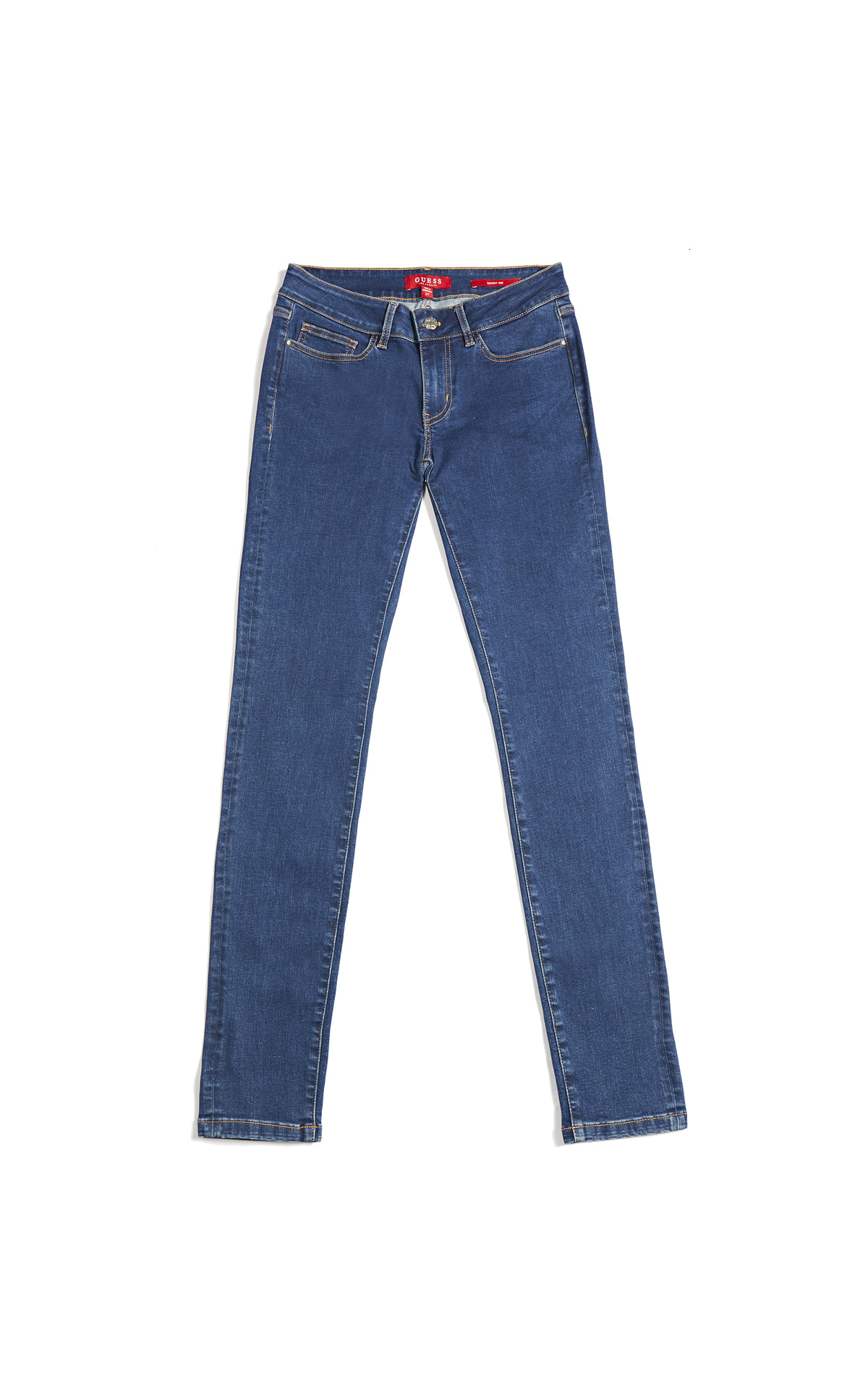 Blue denim jeans Guess